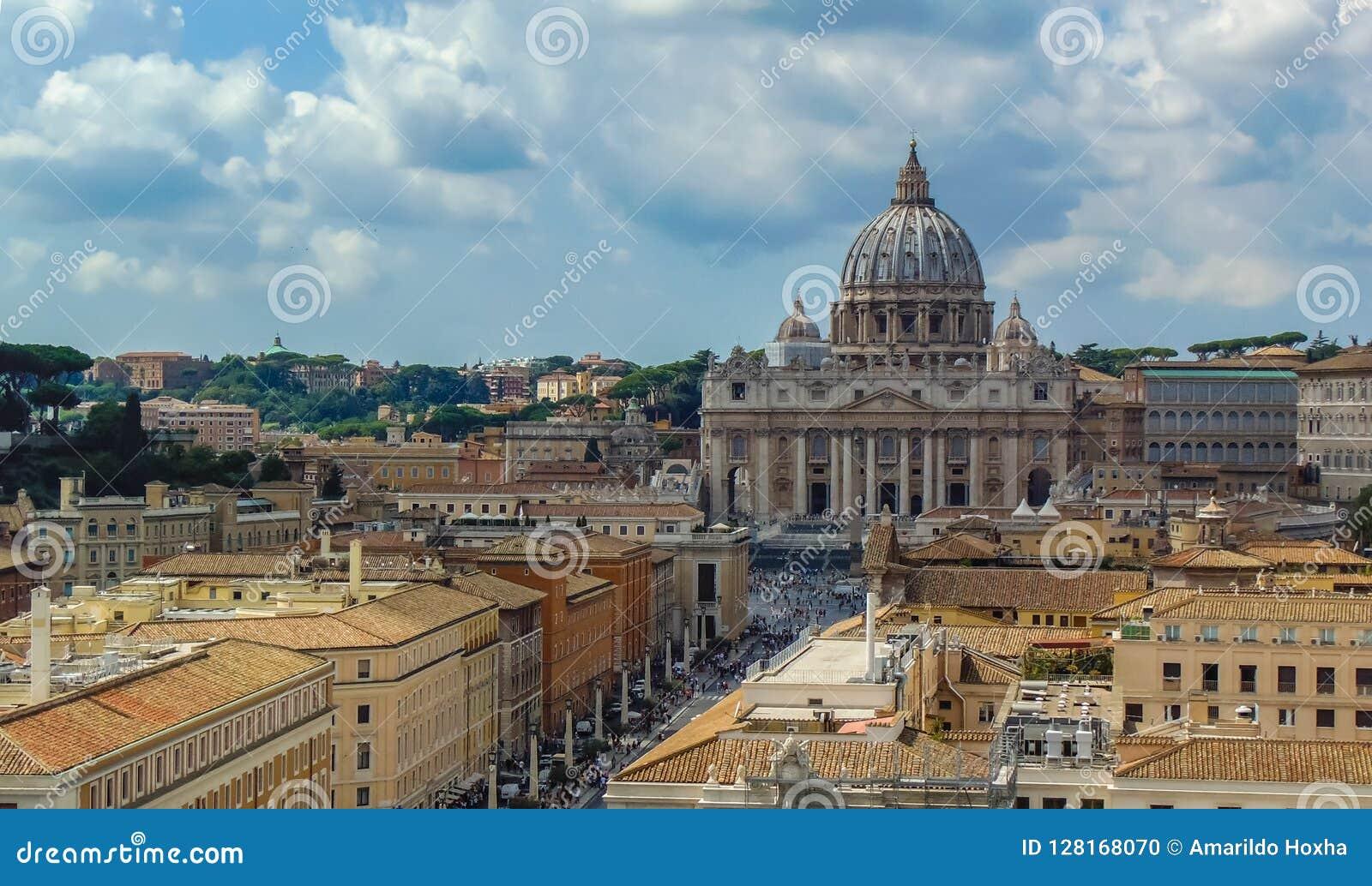 圣伯多禄大教堂,梵蒂冈-罗马,意大利