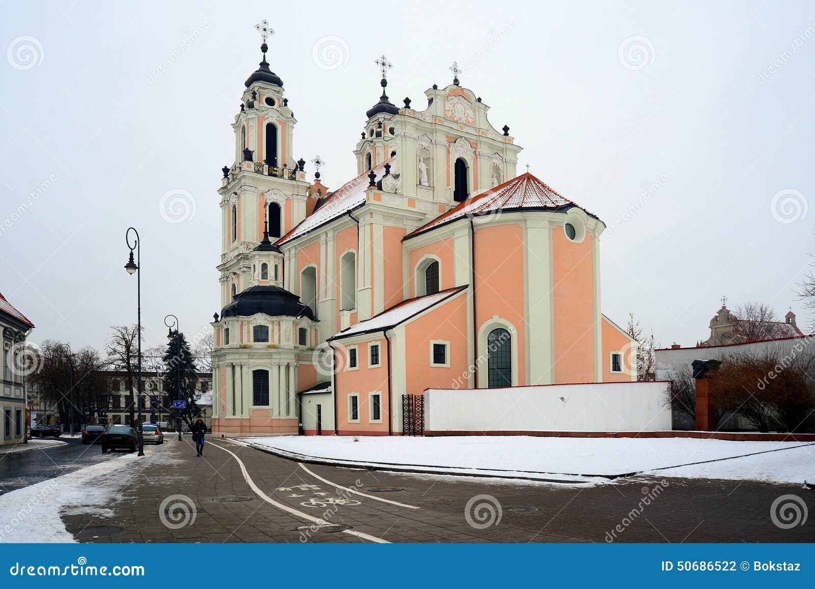 Download 圣凯瑟琳教会在冬时的 库存照片. 图片 包括有 信念, 城市, 拱道, 宽容, 颜色, 蓝色, 最老, 外部 - 50686522