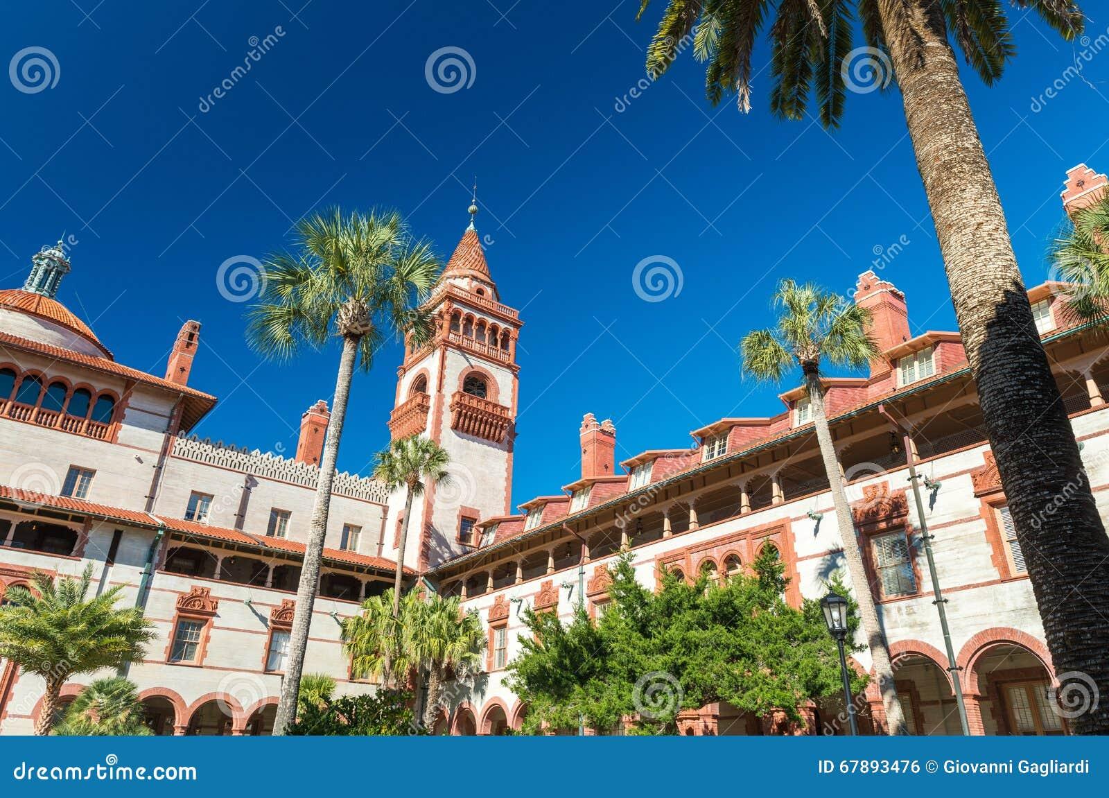 圣奥斯丁,佛罗里达,美国 Flagler学院
