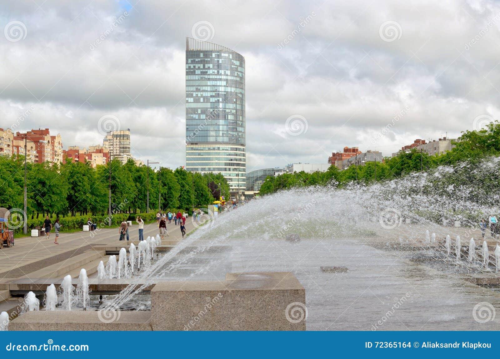 圣彼德堡300周年公园