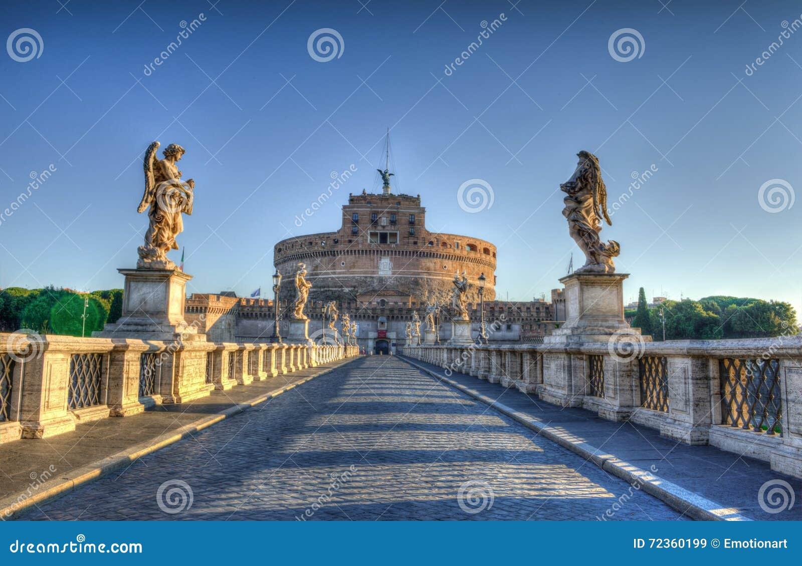 圣徒天使城堡(Castel Sant安吉洛)罗马
