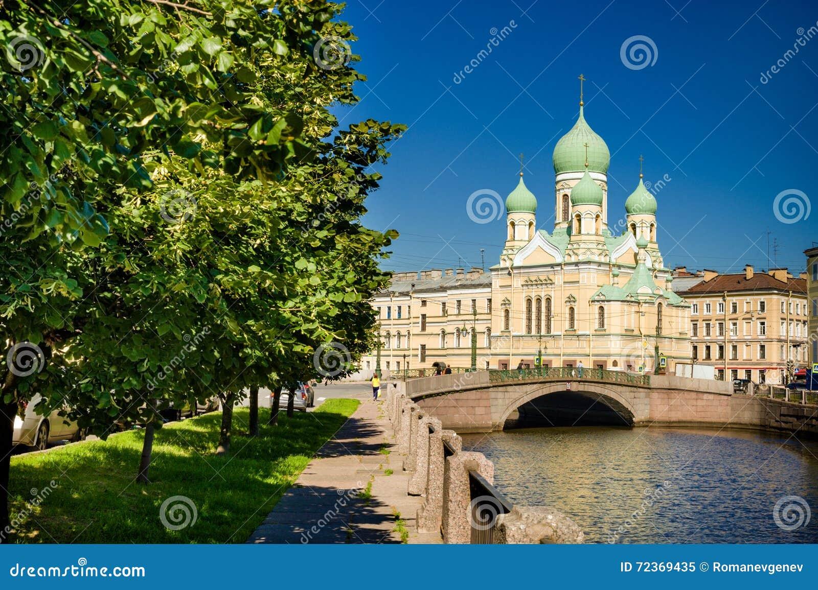 圣徒Isidor和尼古拉斯,圣彼德堡,俄罗斯教会
