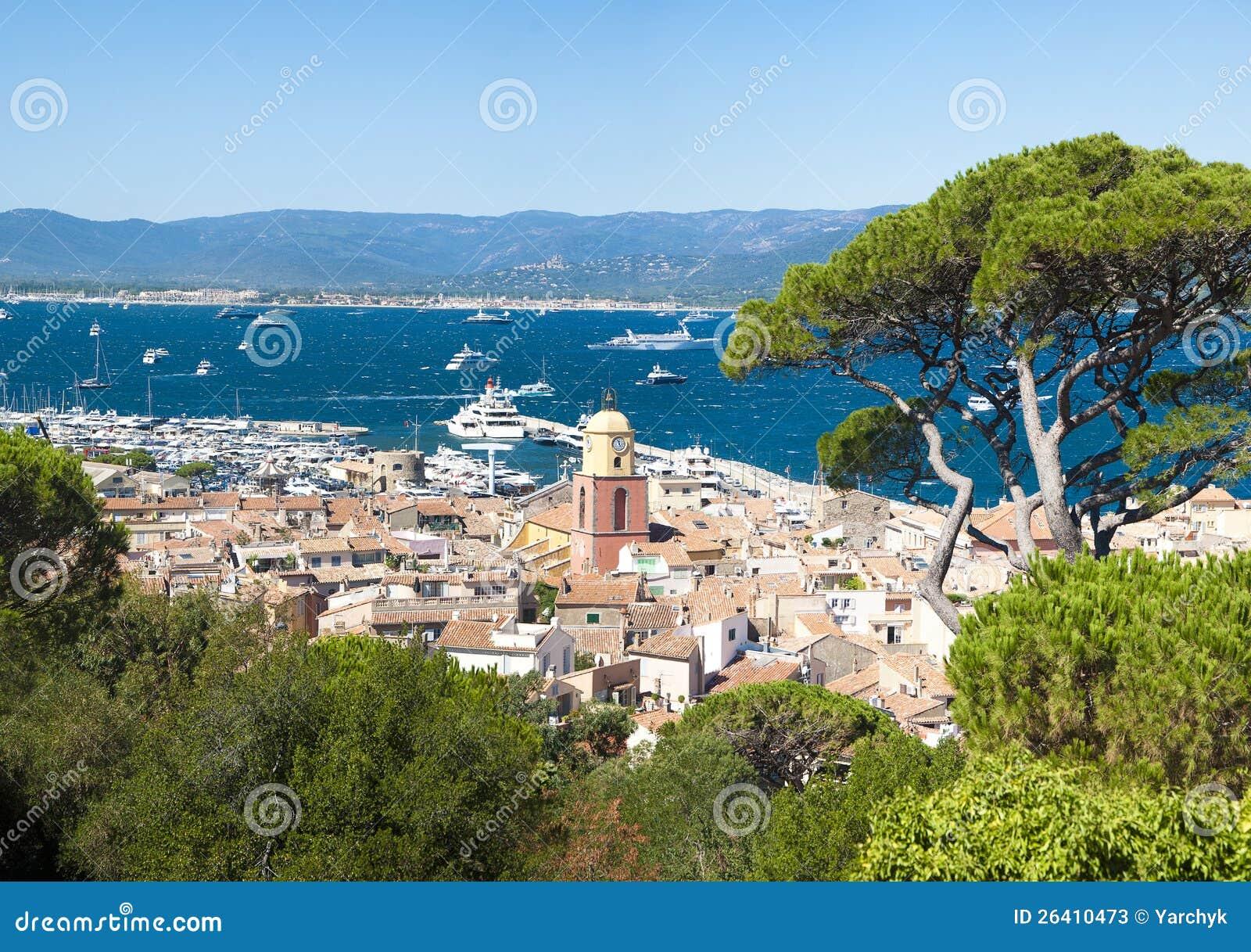 圣徒Tropez市,法国