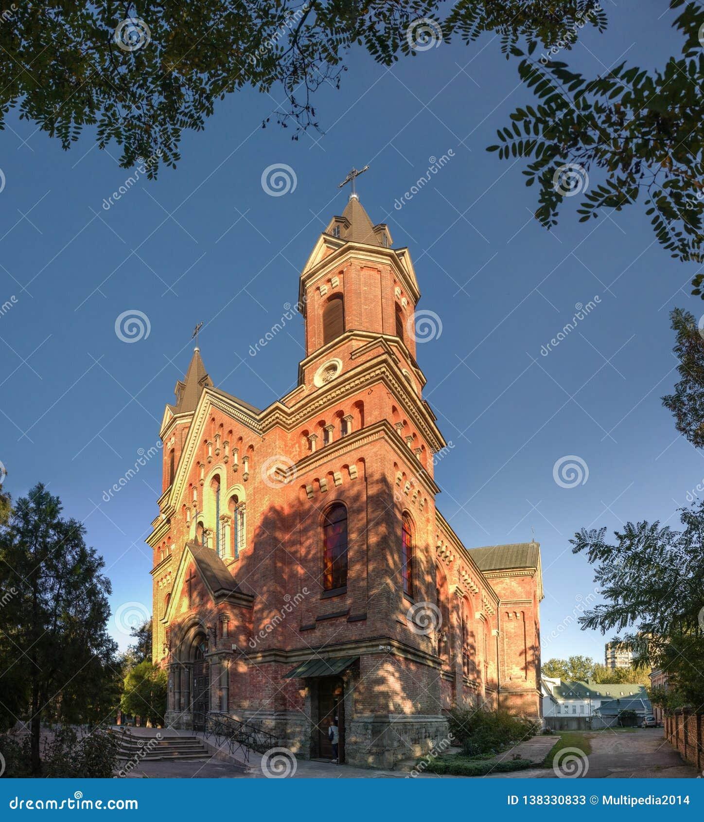 圣约瑟夫天主教会在尼高拉夫,乌克兰
