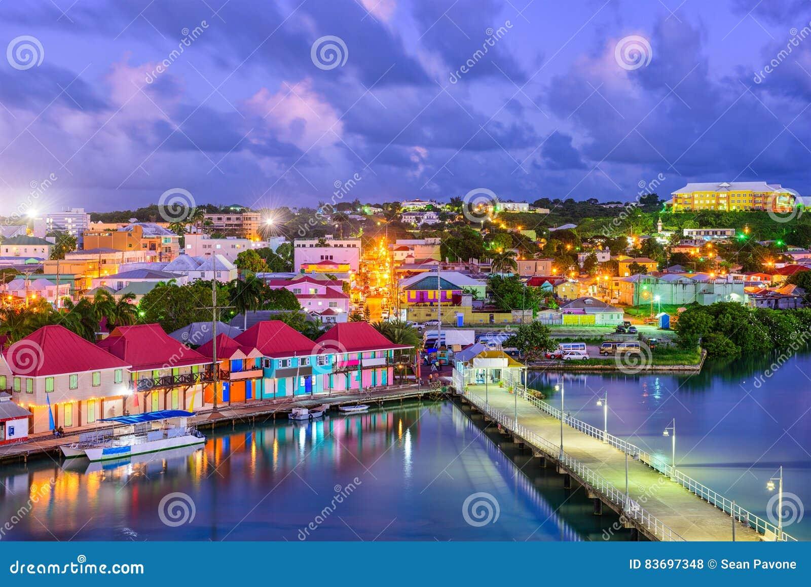 圣约翰斯安提瓜岛