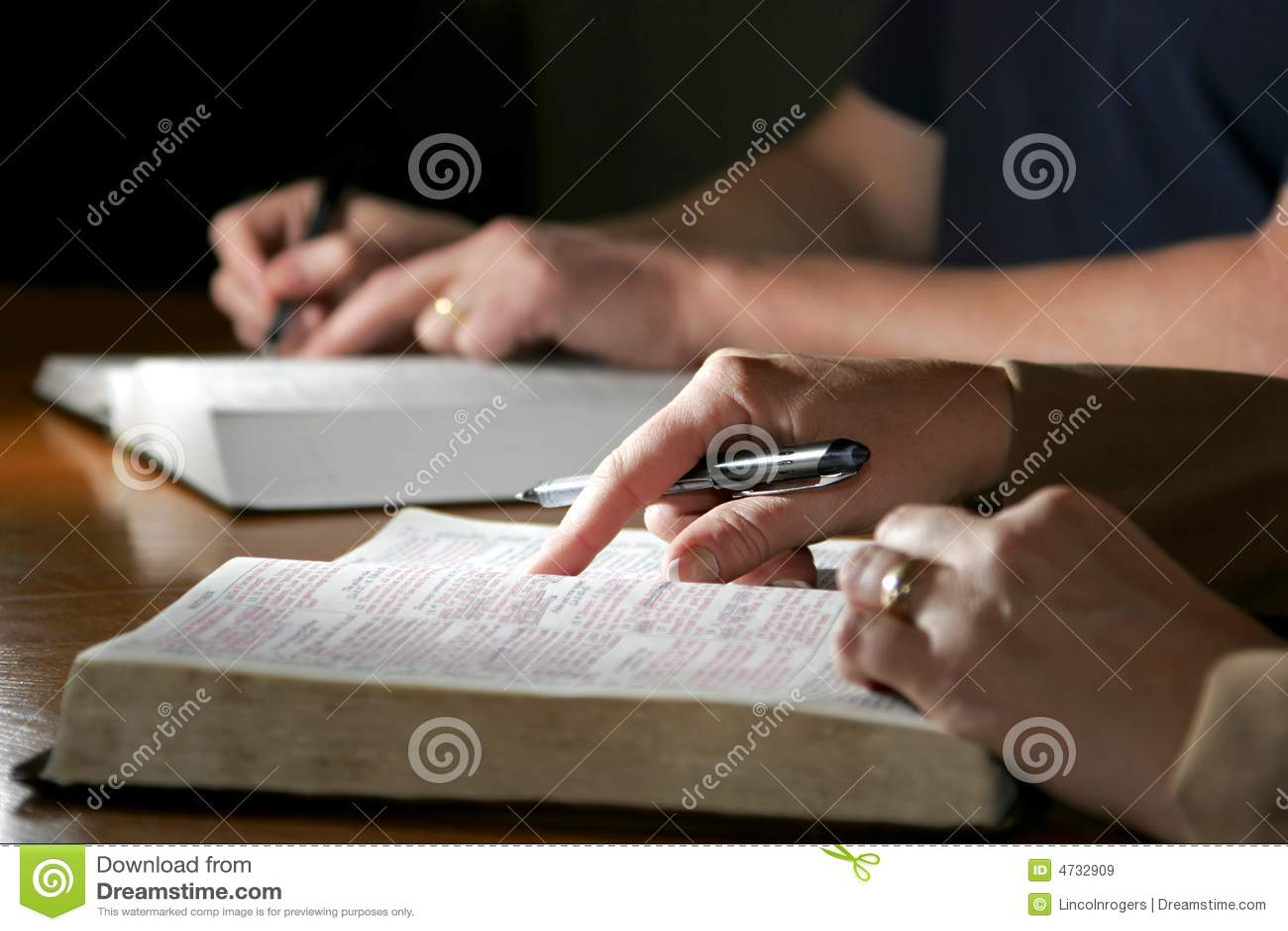 圣经夫妇研究
