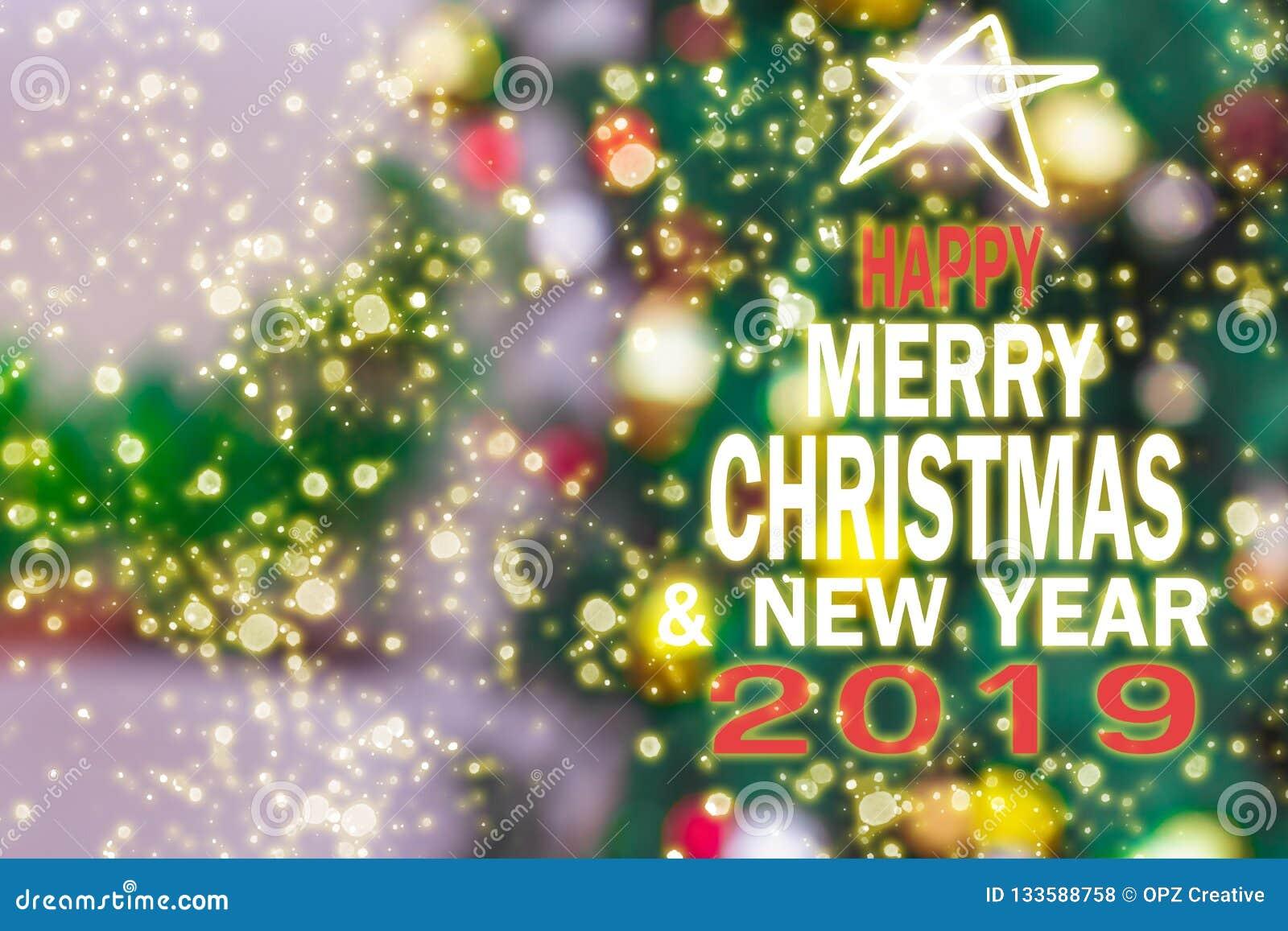 圣诞树,新年2019年,礼物,愉快,圣诞老人,计数下来