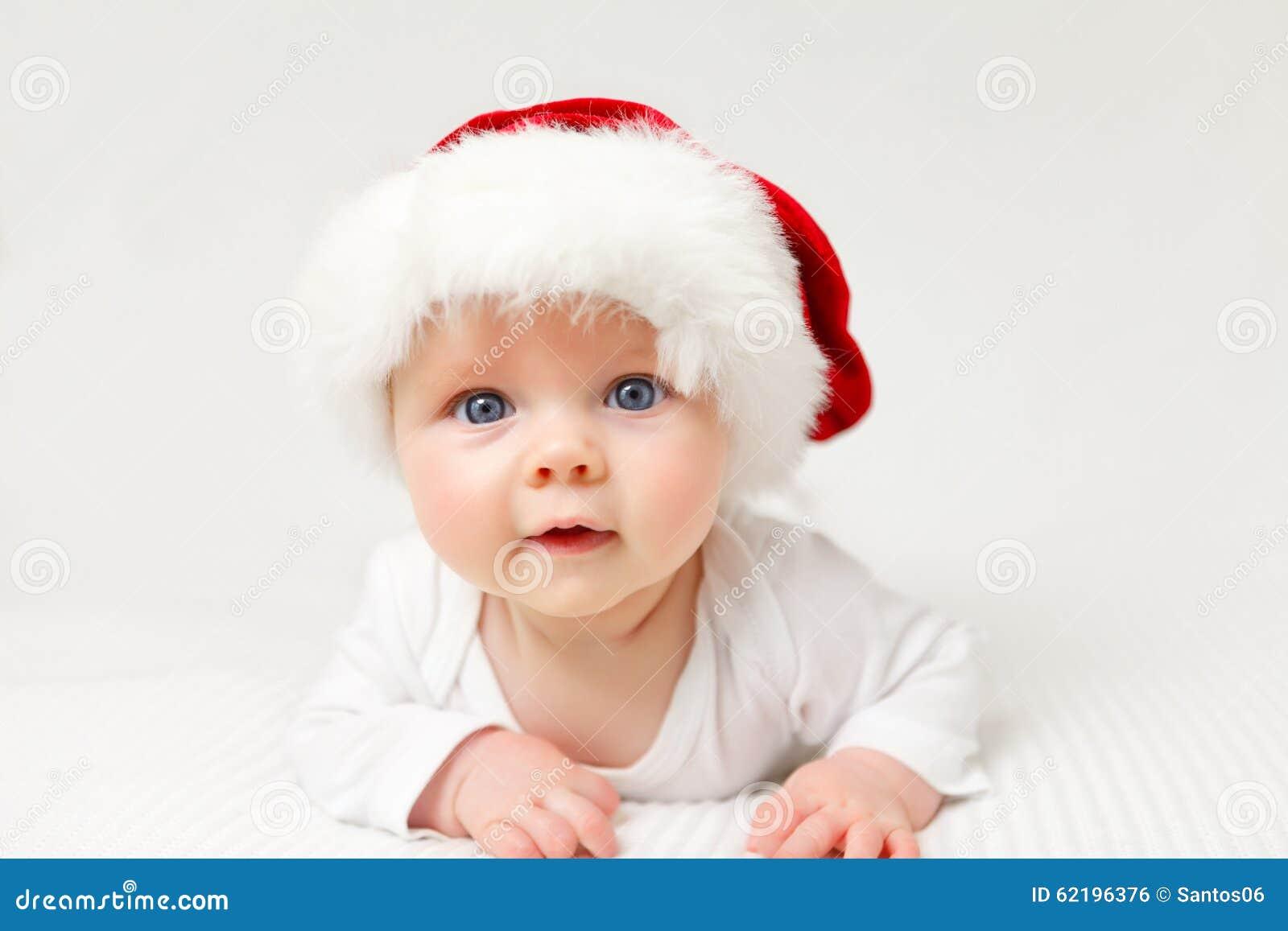 圣诞老人婴孩