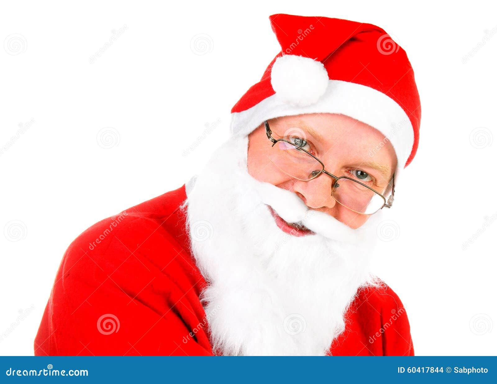 圣诞老人画象
