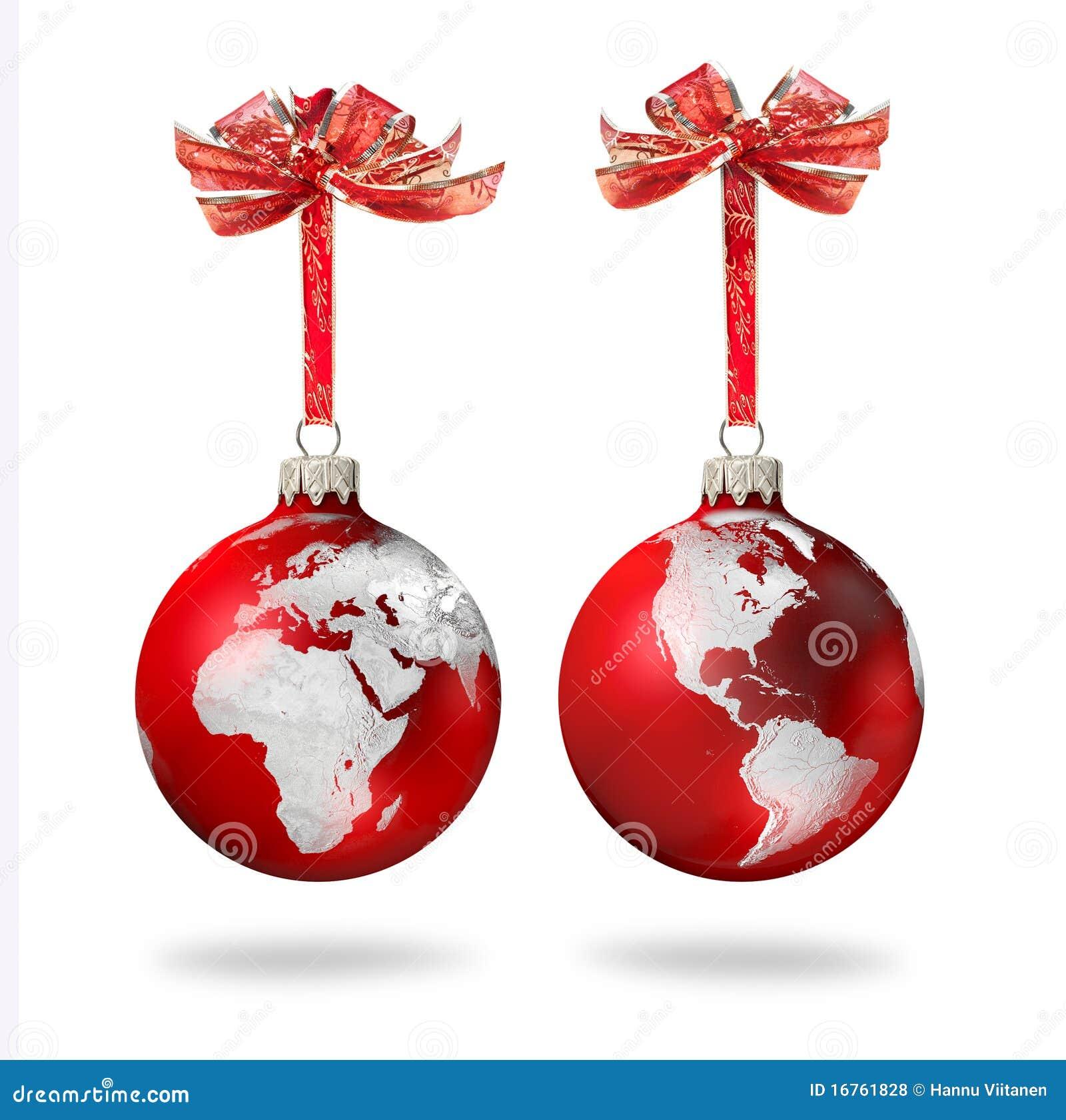 圣诞节世界
