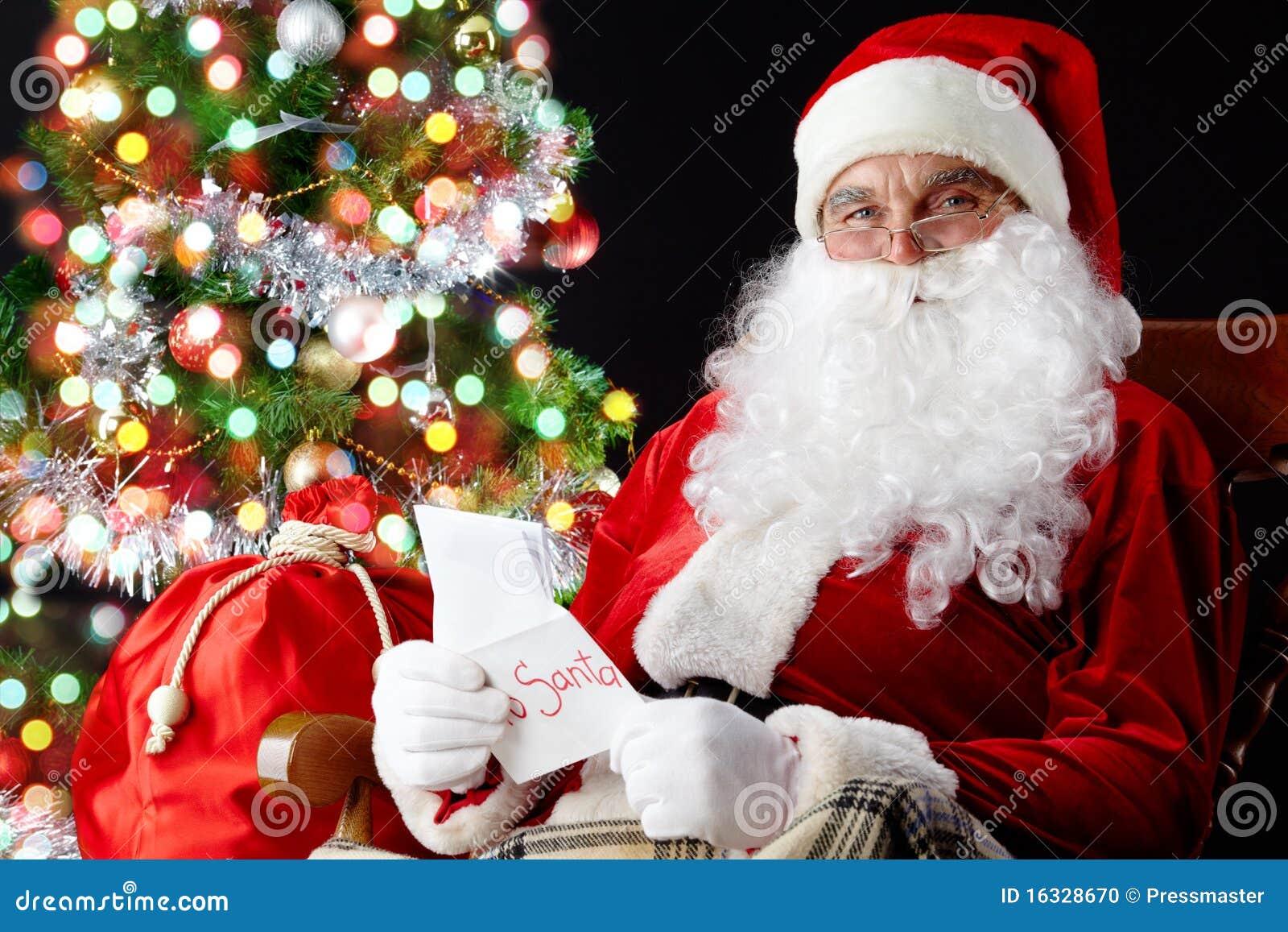 圣诞节信函