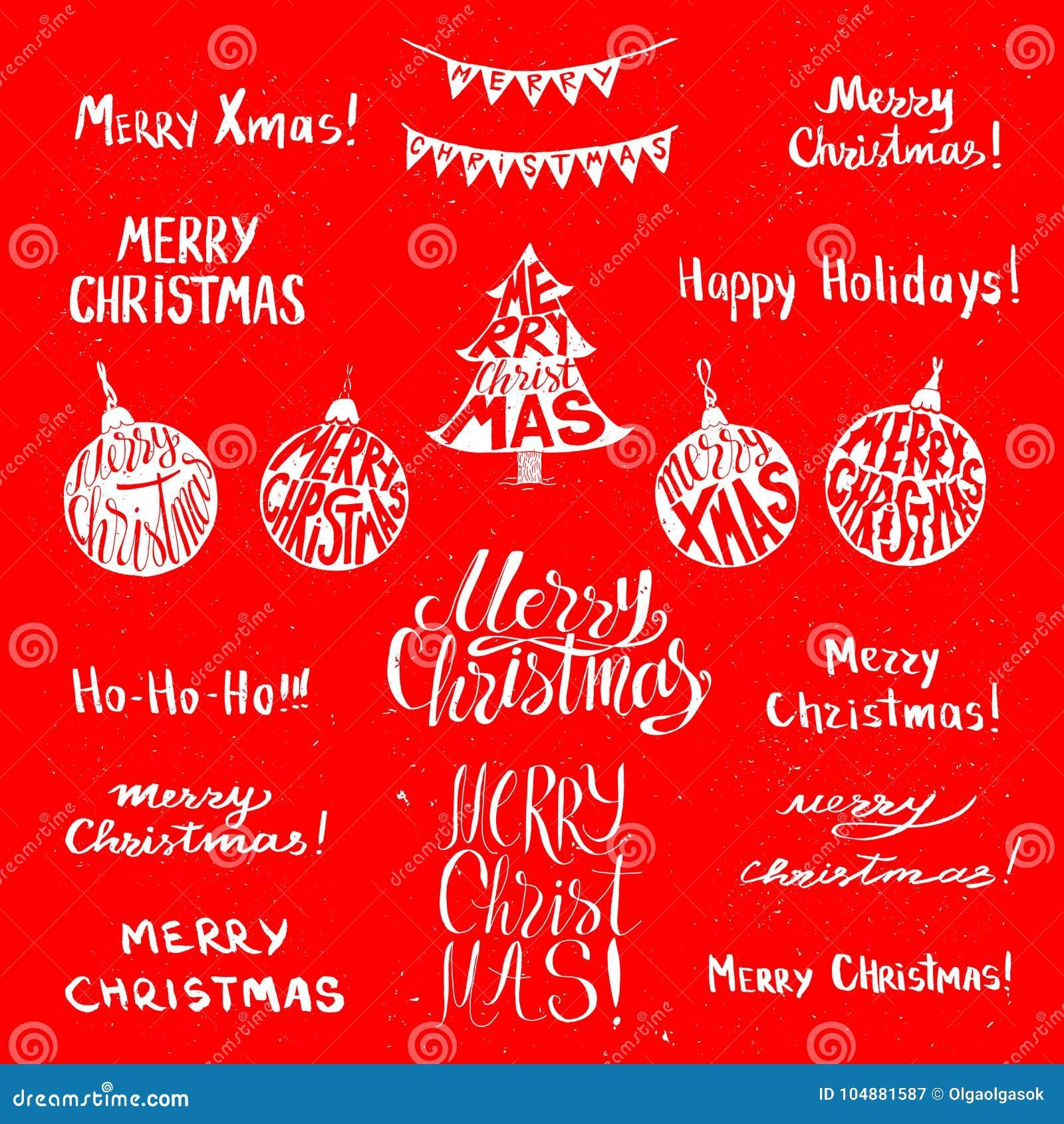 圣诞节假日海报