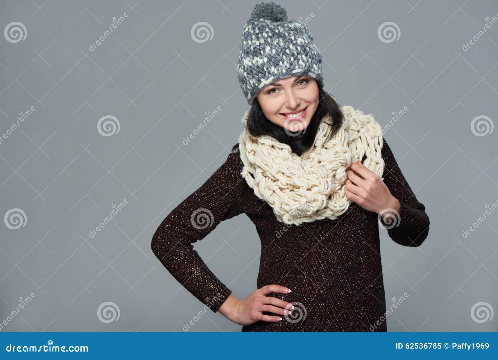 圣诞节女孩,冬天概念