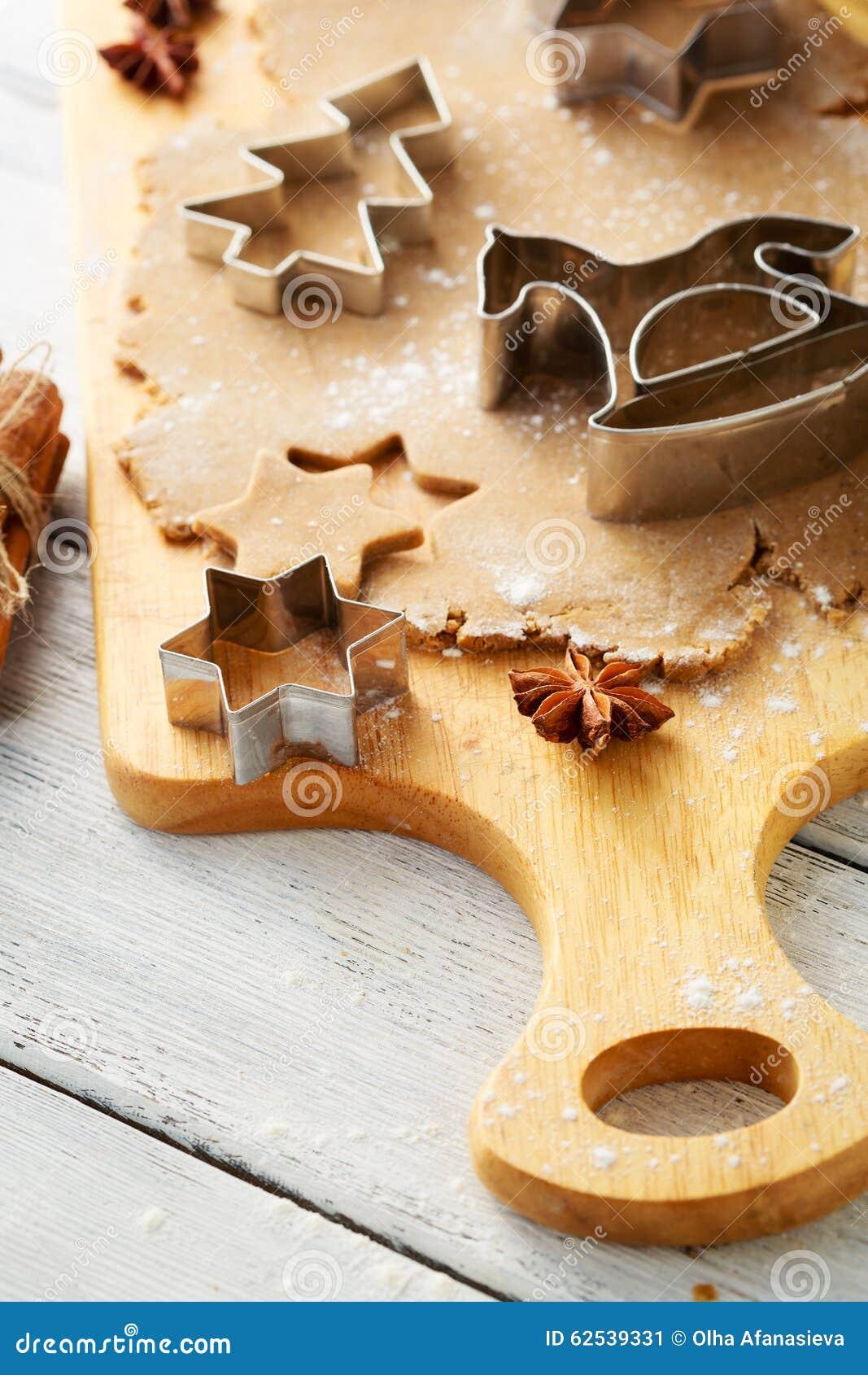 圣诞节曲奇饼做