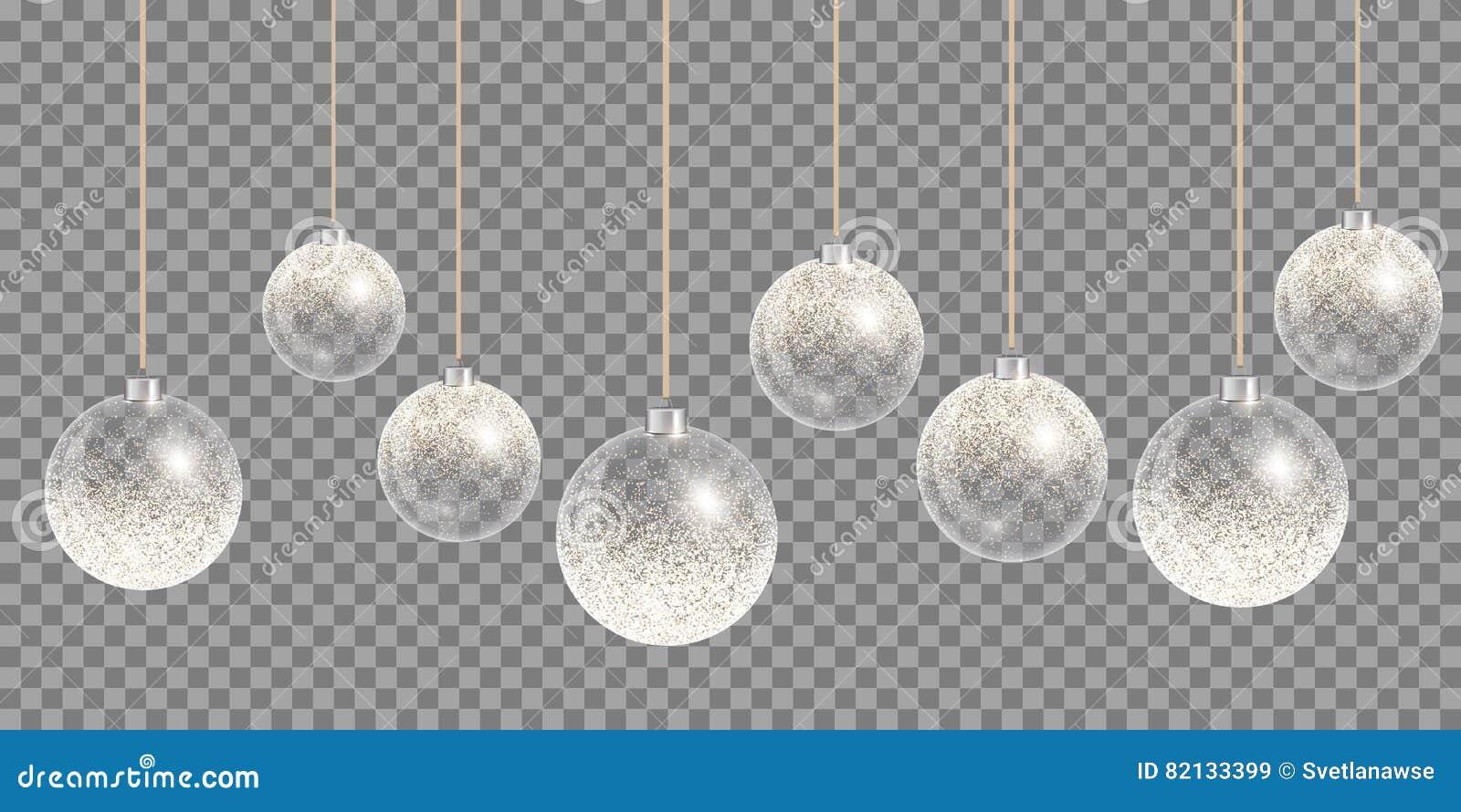 圣诞节球雪