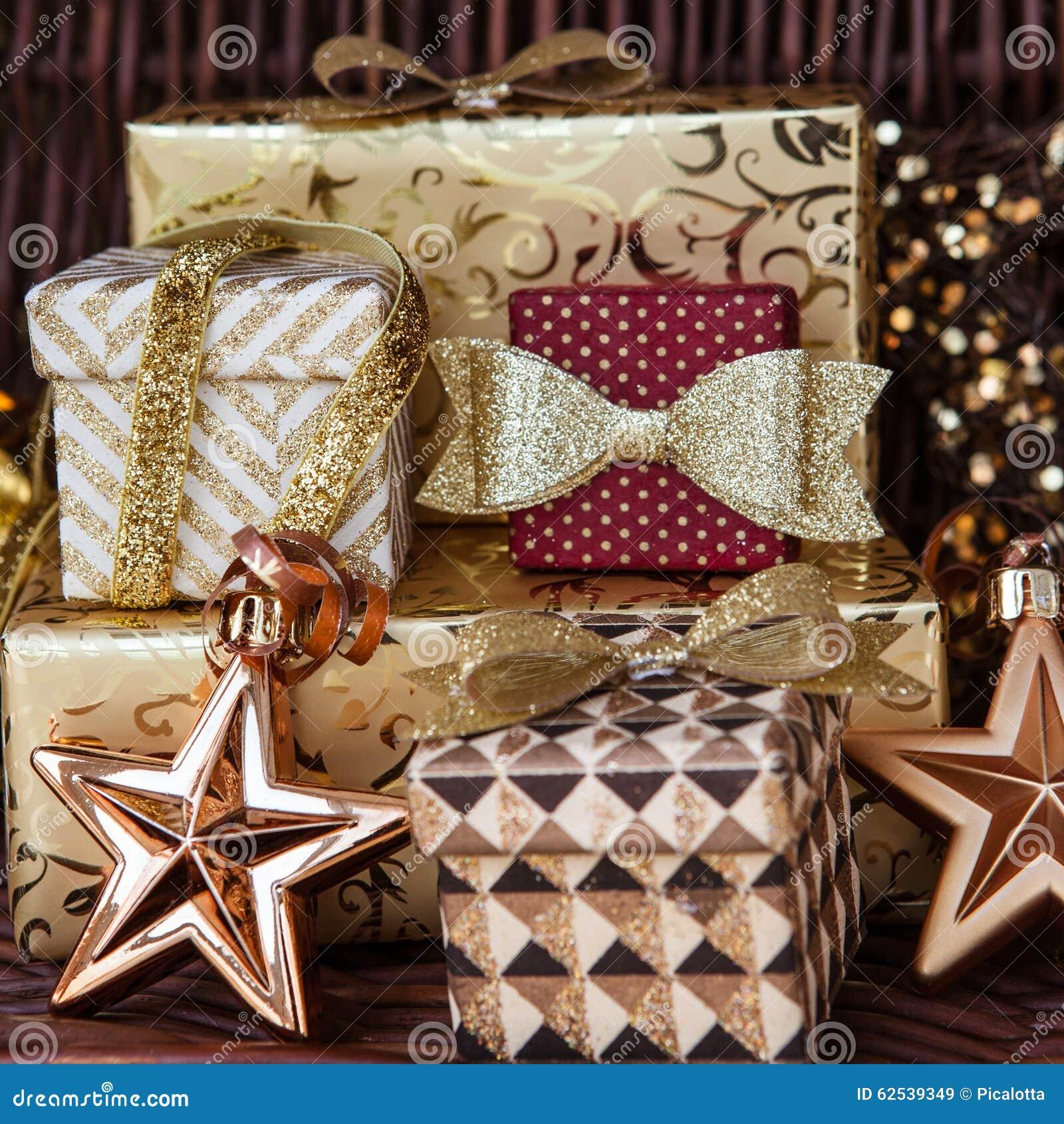 圣诞节的礼物