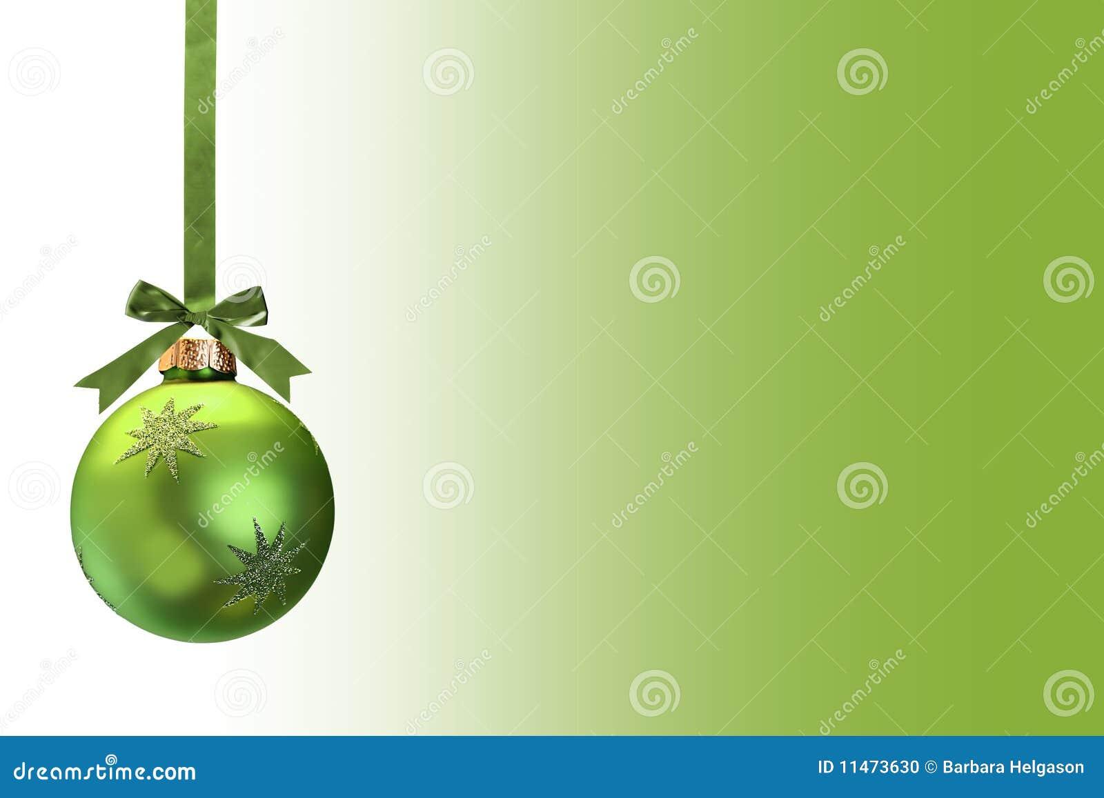 圣诞节绿色