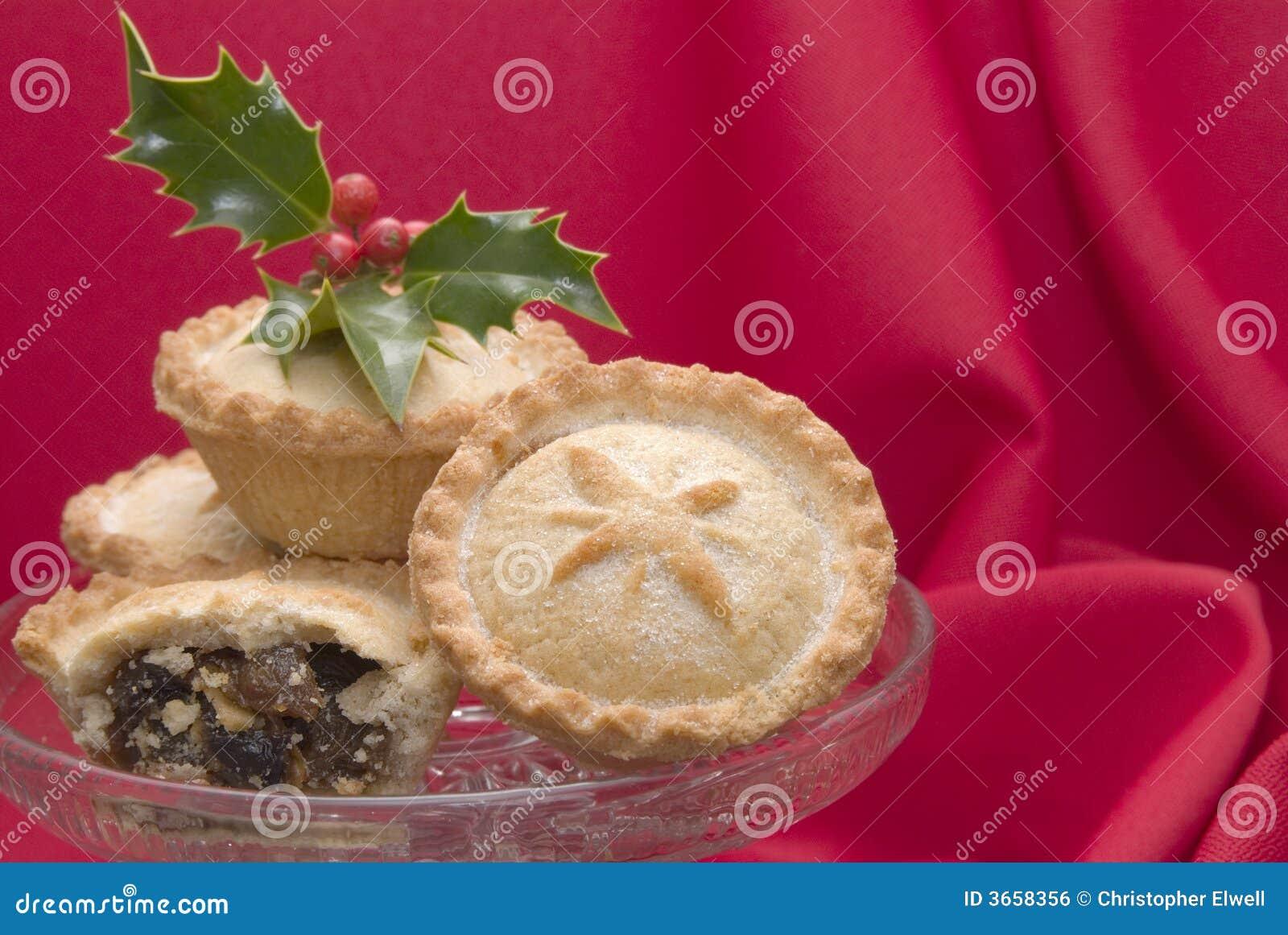 圣诞节肉馅饼