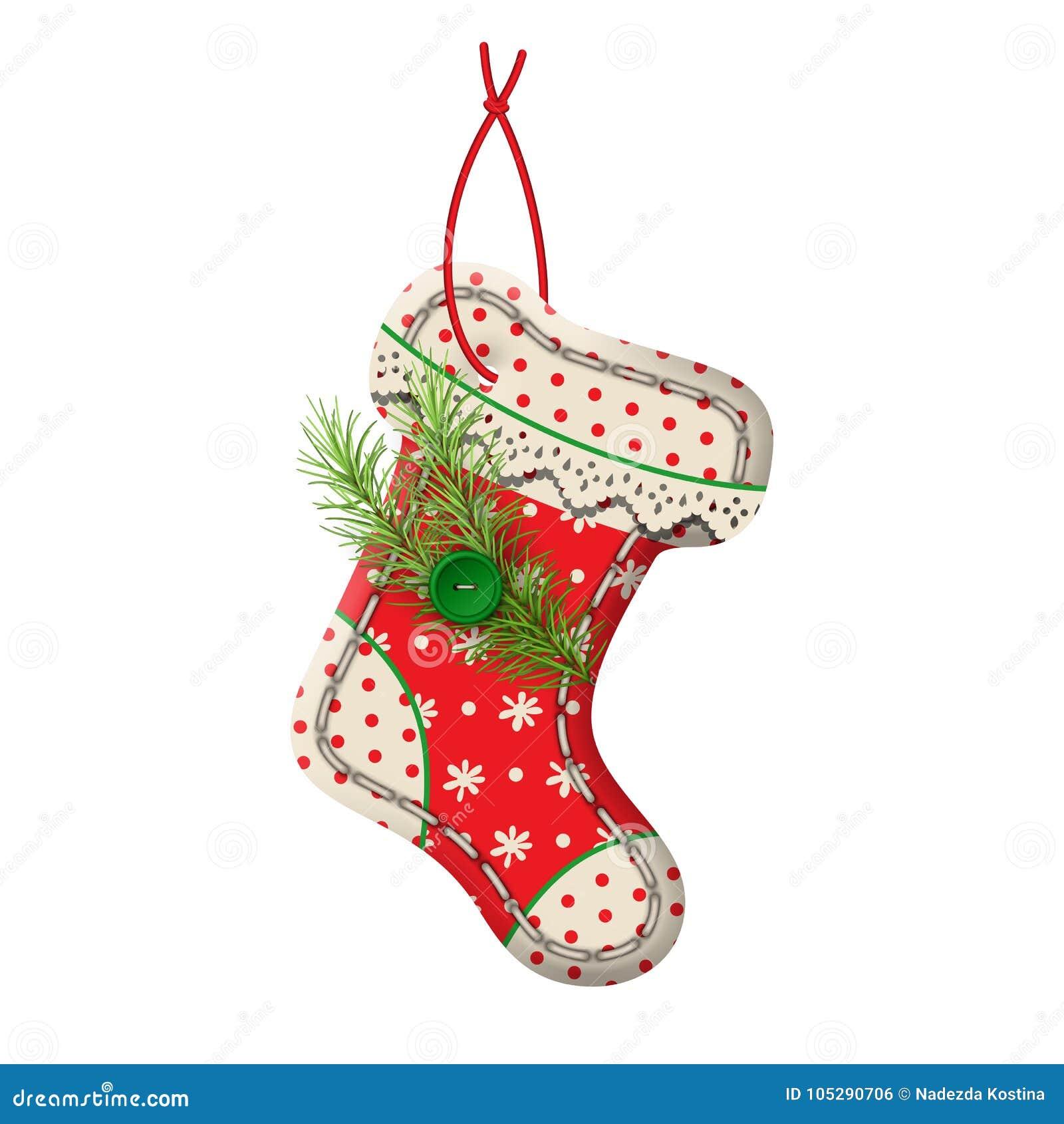 圣诞节袜子装饰