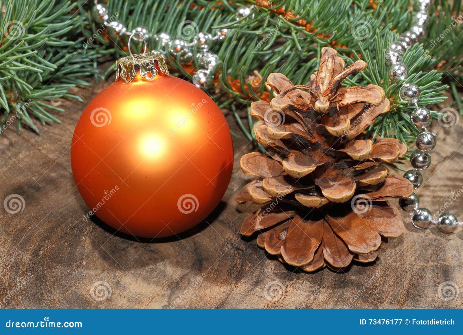 圣诞节装饰,圣诞节球,土气木板