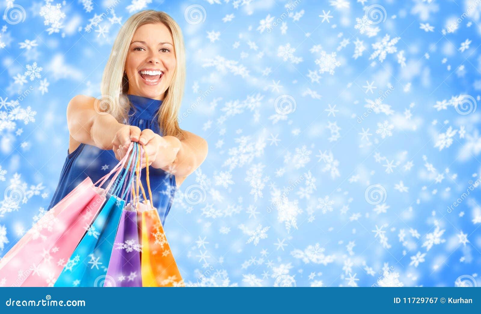 圣诞节购物