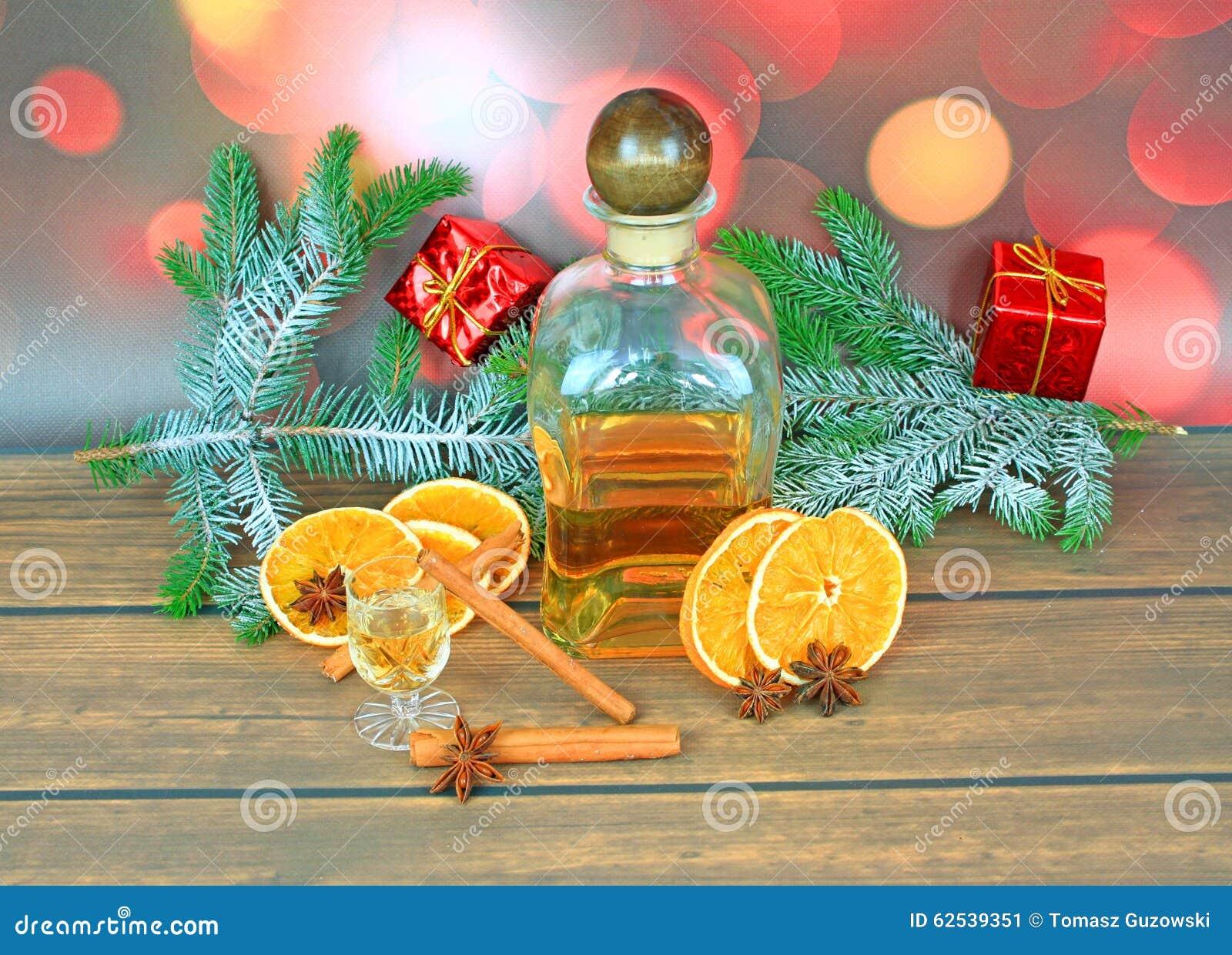 圣诞节酒精