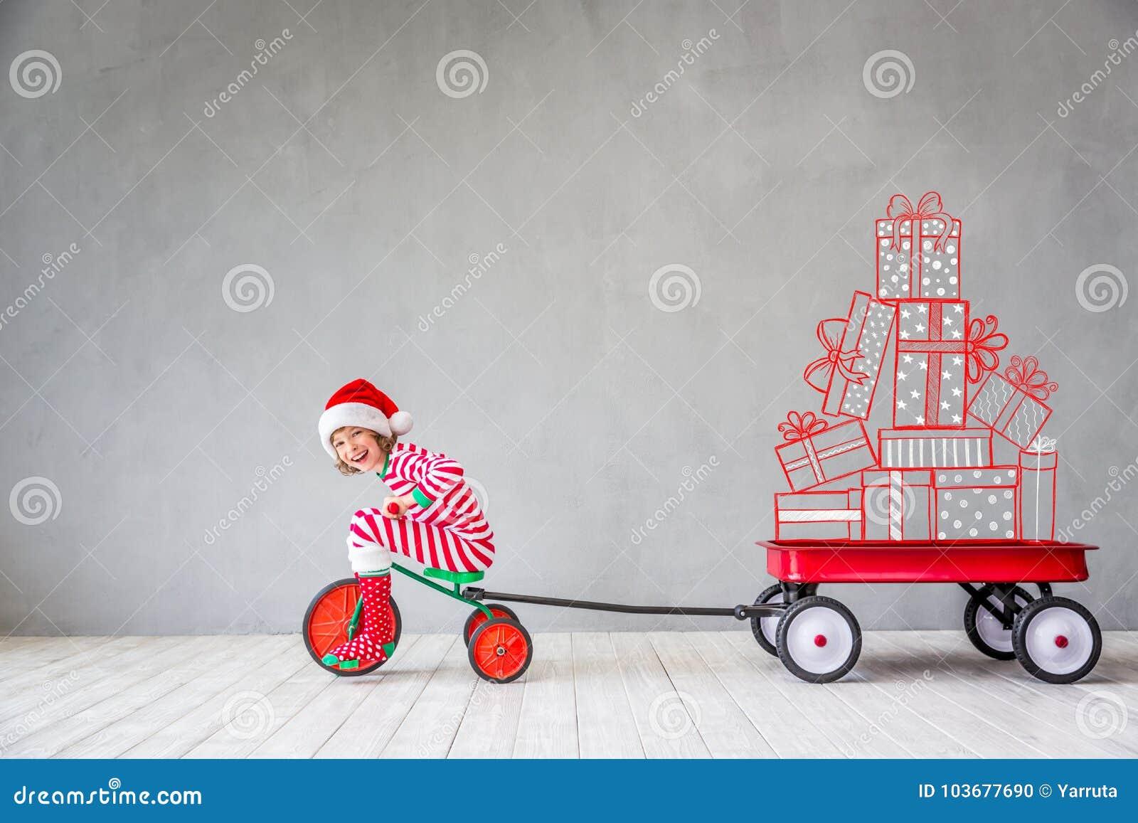 圣诞节Xmas寒假概念