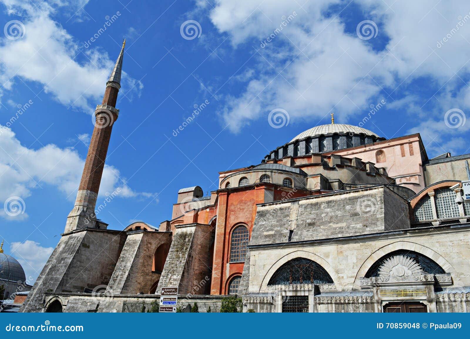 圣索非亚大教堂Istambul