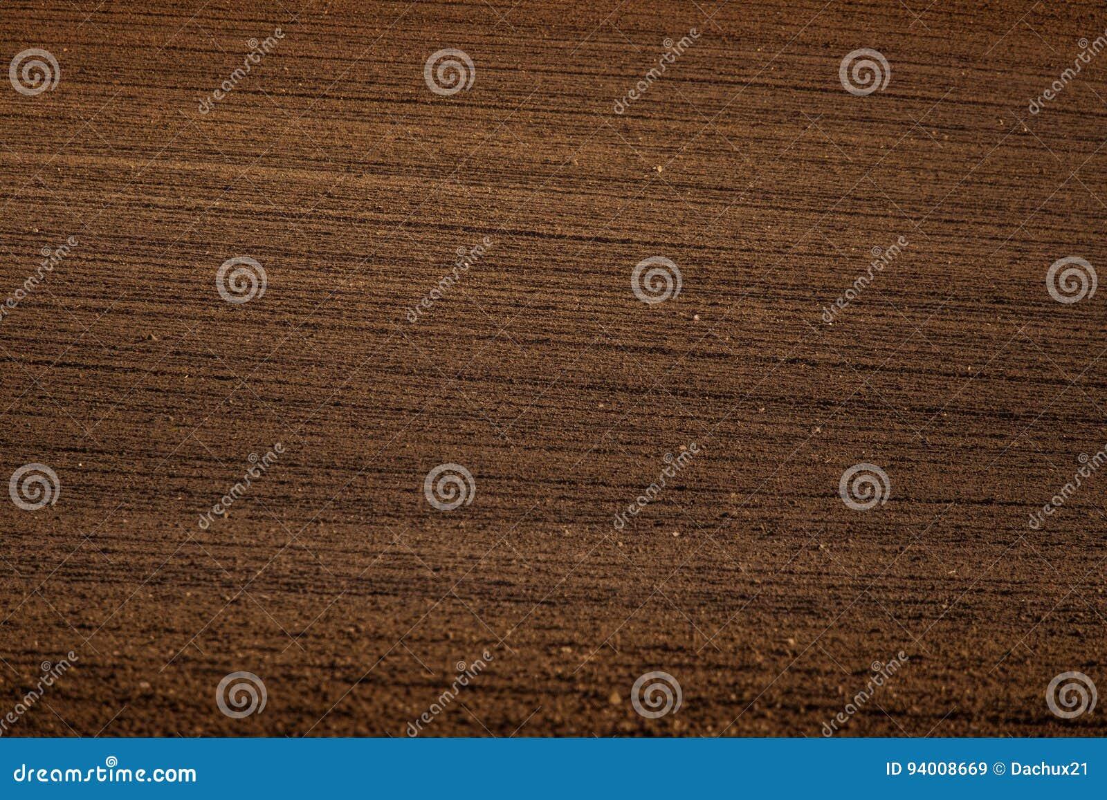 在一个领域的一个美好的棕色样式在春天 抽象,织地不很细背景