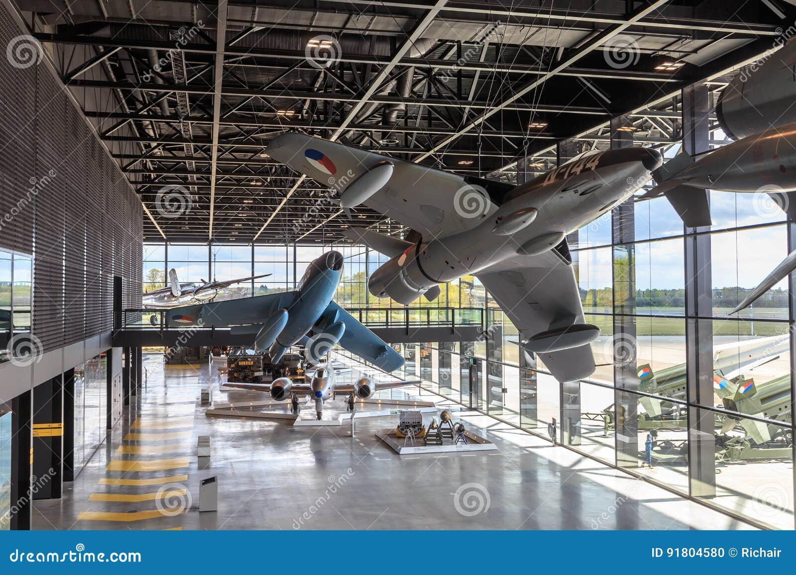 在全国军事博物馆的历史的喷气机