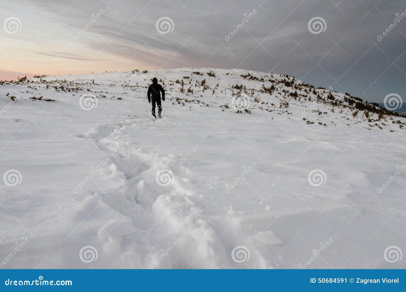 Download 在冬时的山风景在Carphatians 库存图片. 图片 包括有 路径, 本质, 全景, 室外, 天空, 记录 - 50684591