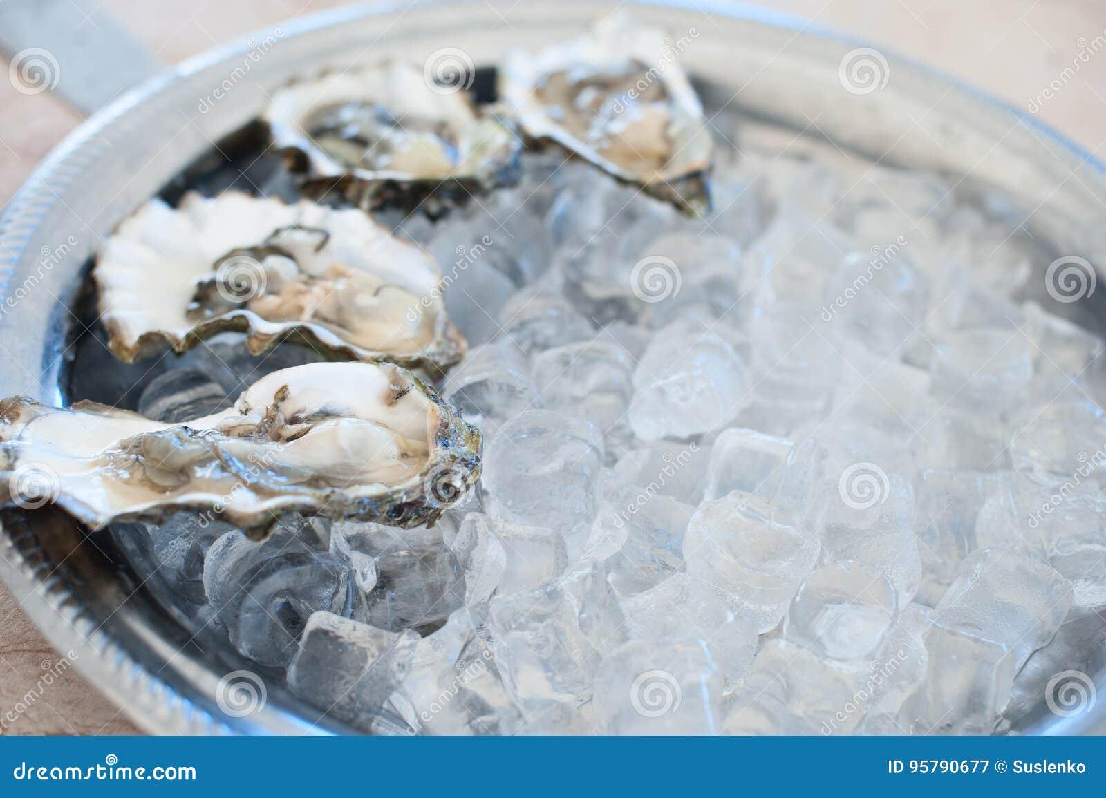 在冰格的新牡蛎谎言