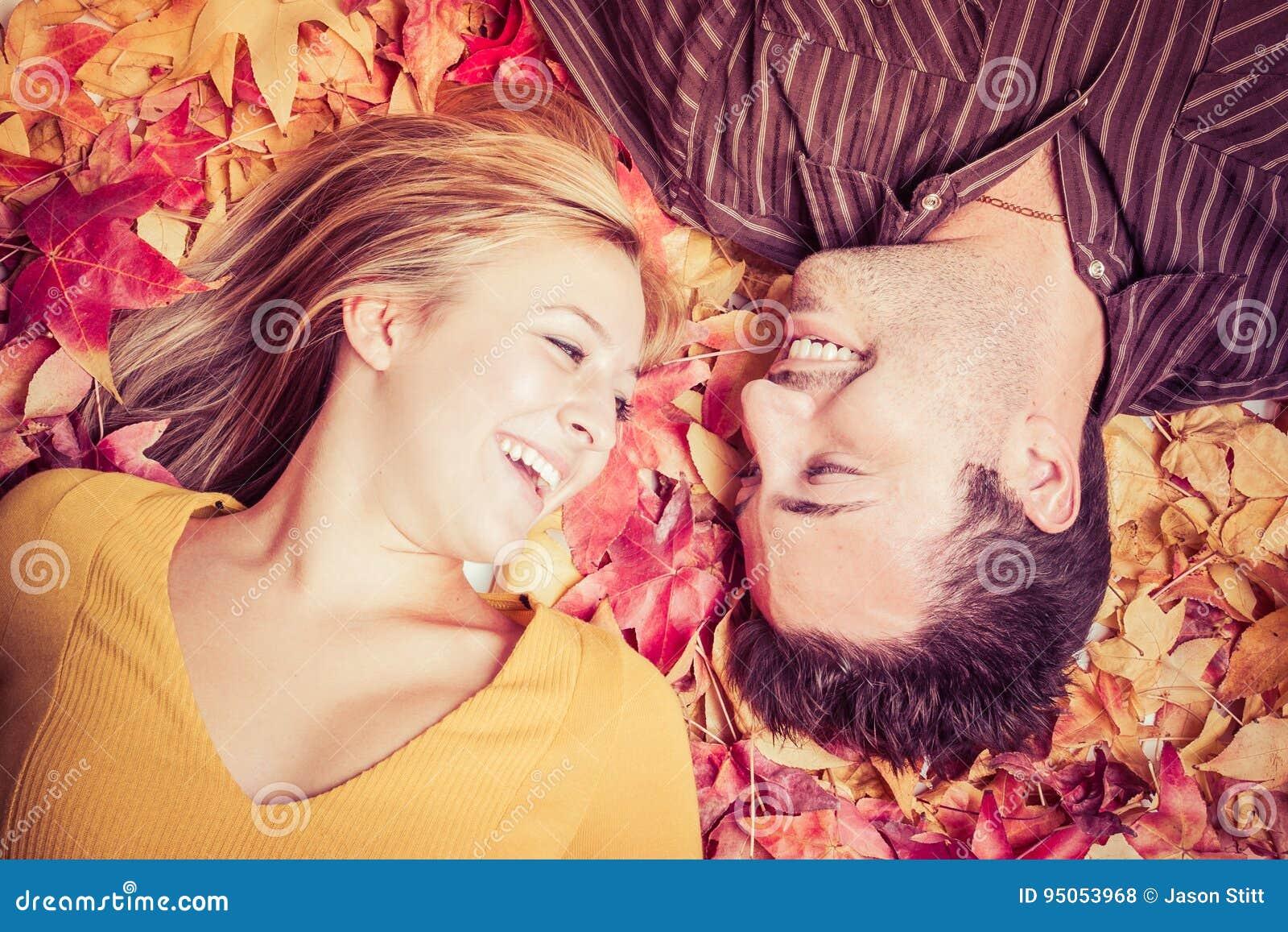 在叶子的夫妇