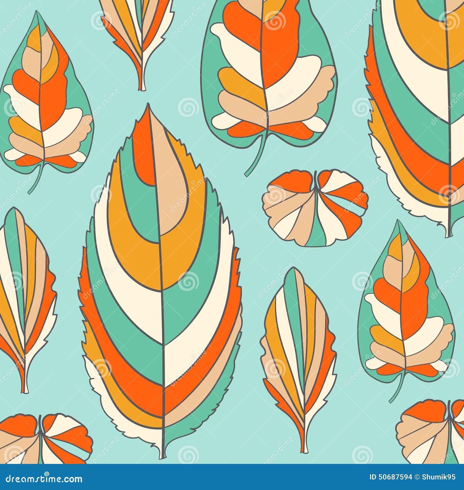 Download 在叶子题材的色的样式 秋天样式 向量例证. 插画 包括有 自治权, 抽象, 图象, 对象, 装饰, 行家 - 50687594