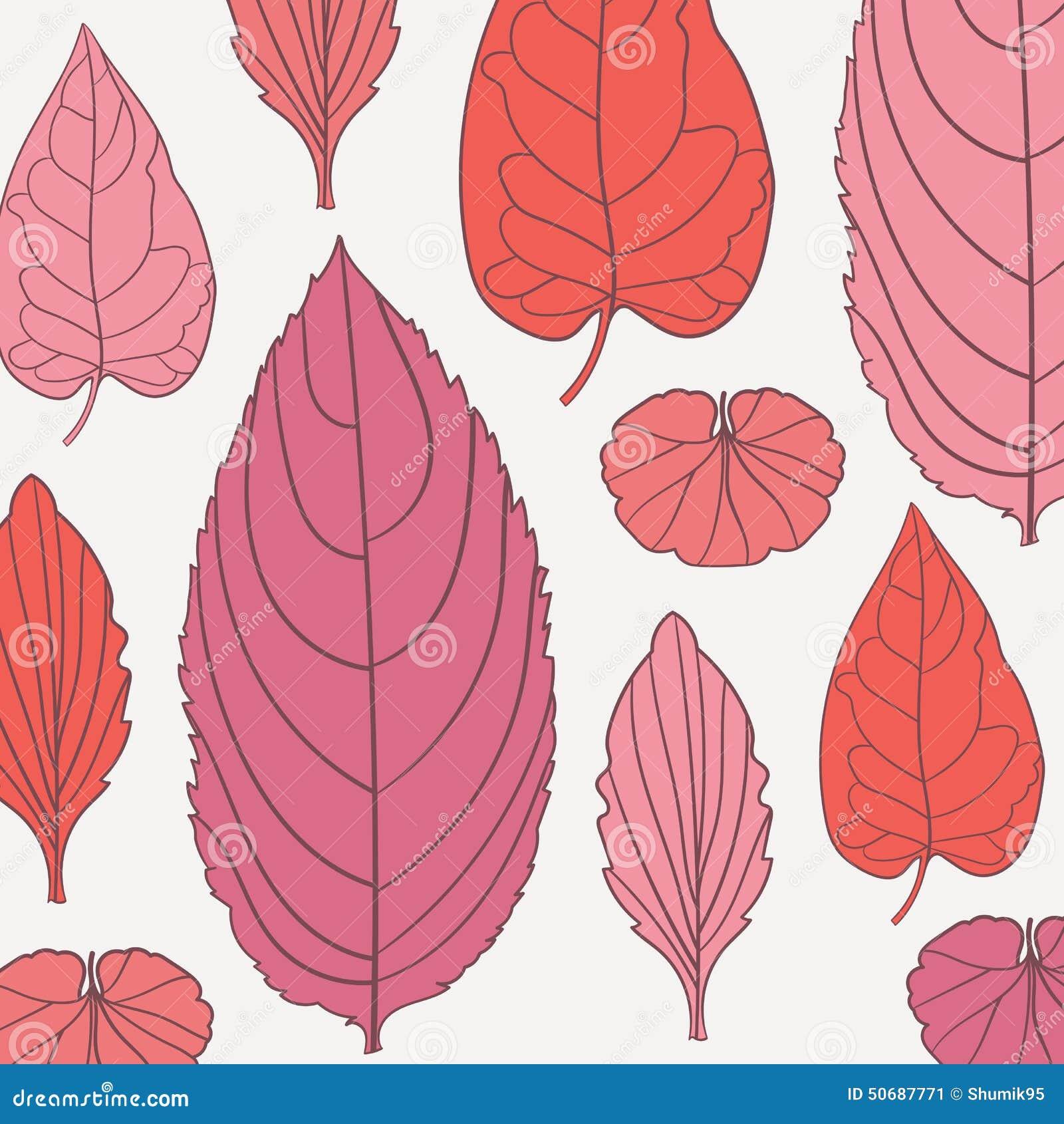 Download 在叶子题材的色的样式 秋天样式 向量例证. 插画 包括有 花卉, 背包, 图画, 概念, 自治权, 想象力 - 50687771