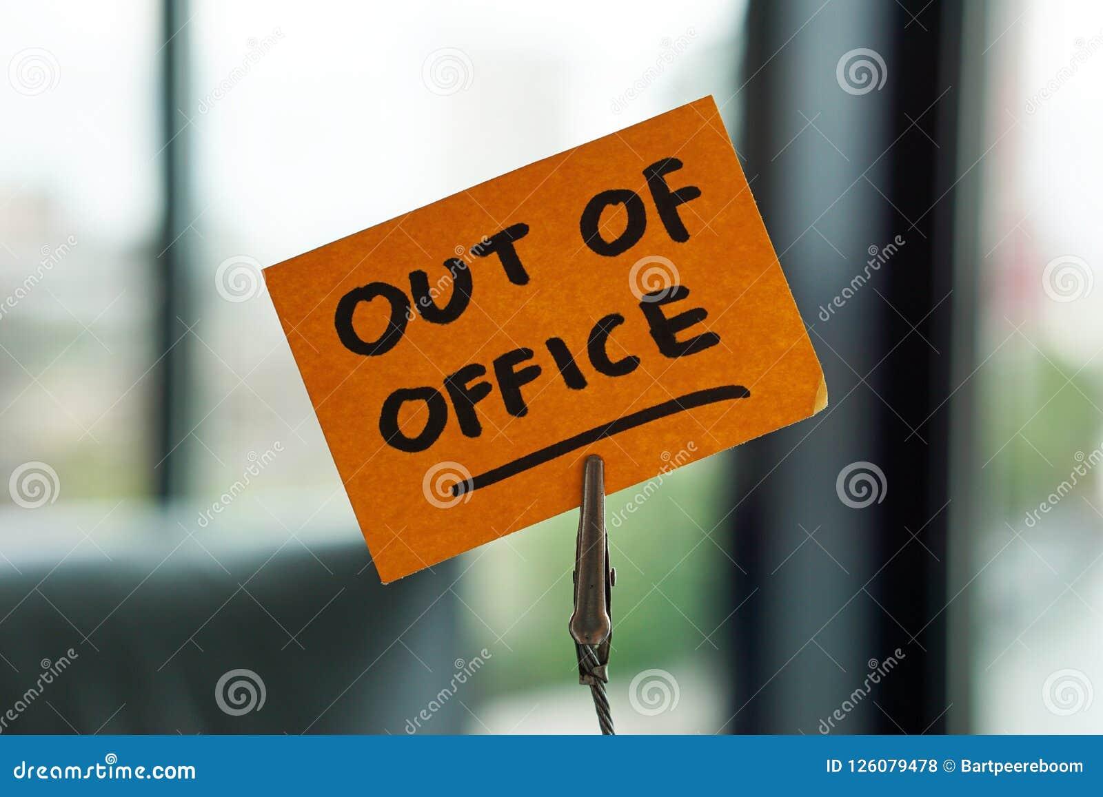 在备忘录写的办公室Ut