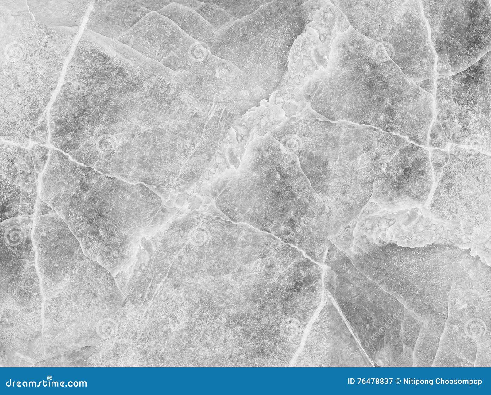 在大理石石墙纹理背景的特写镜头表面大理石样式在黑白口气