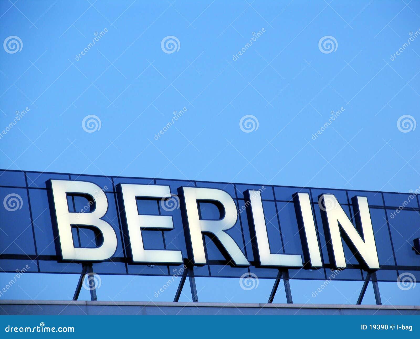 在天空的柏林