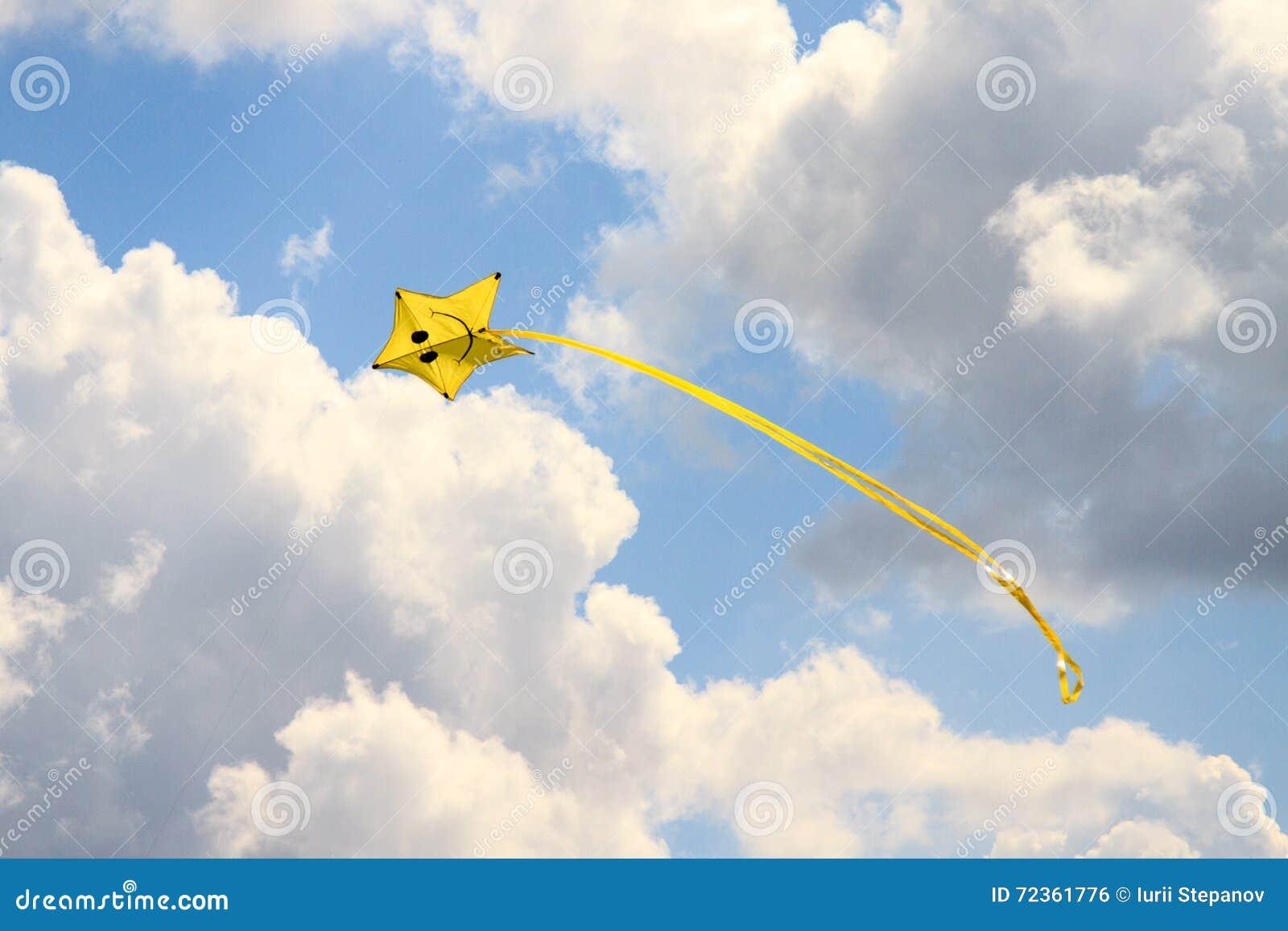 在天空的风筝