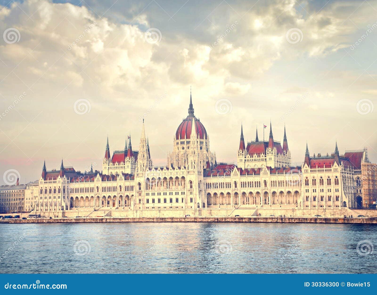 在布达佩斯的议会