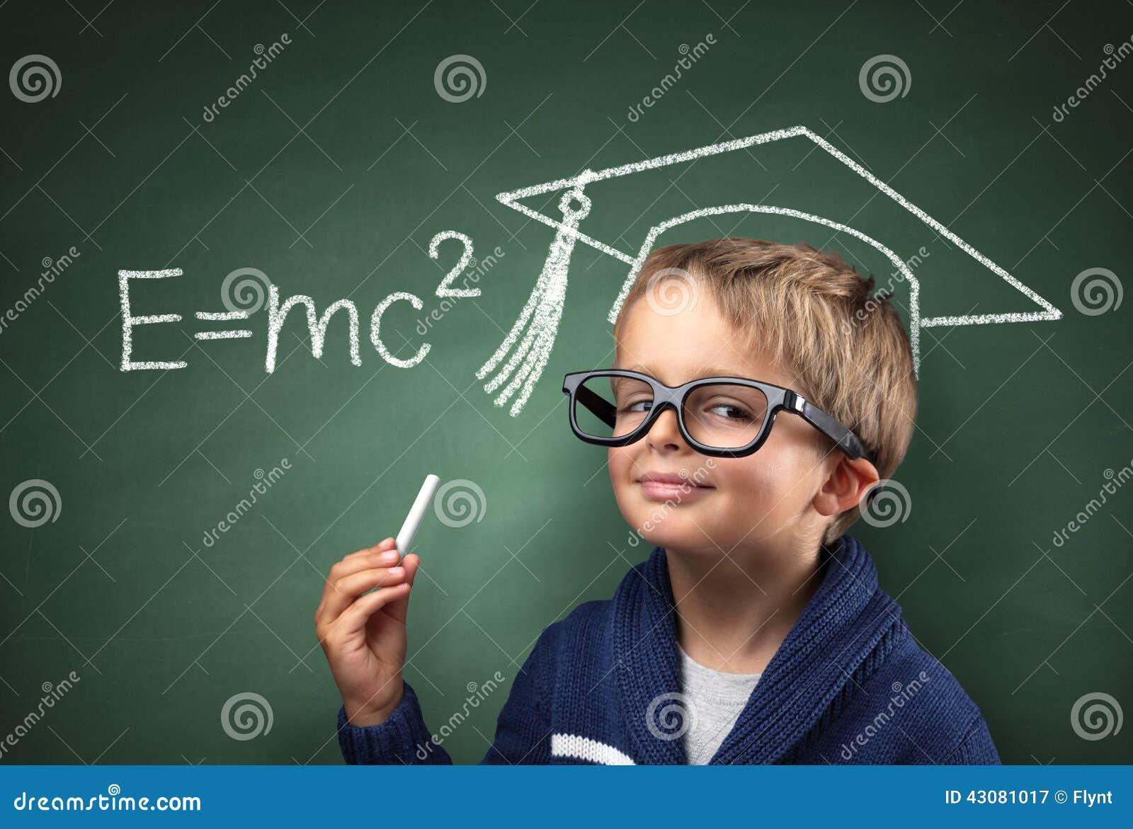 在教育的儿童天才