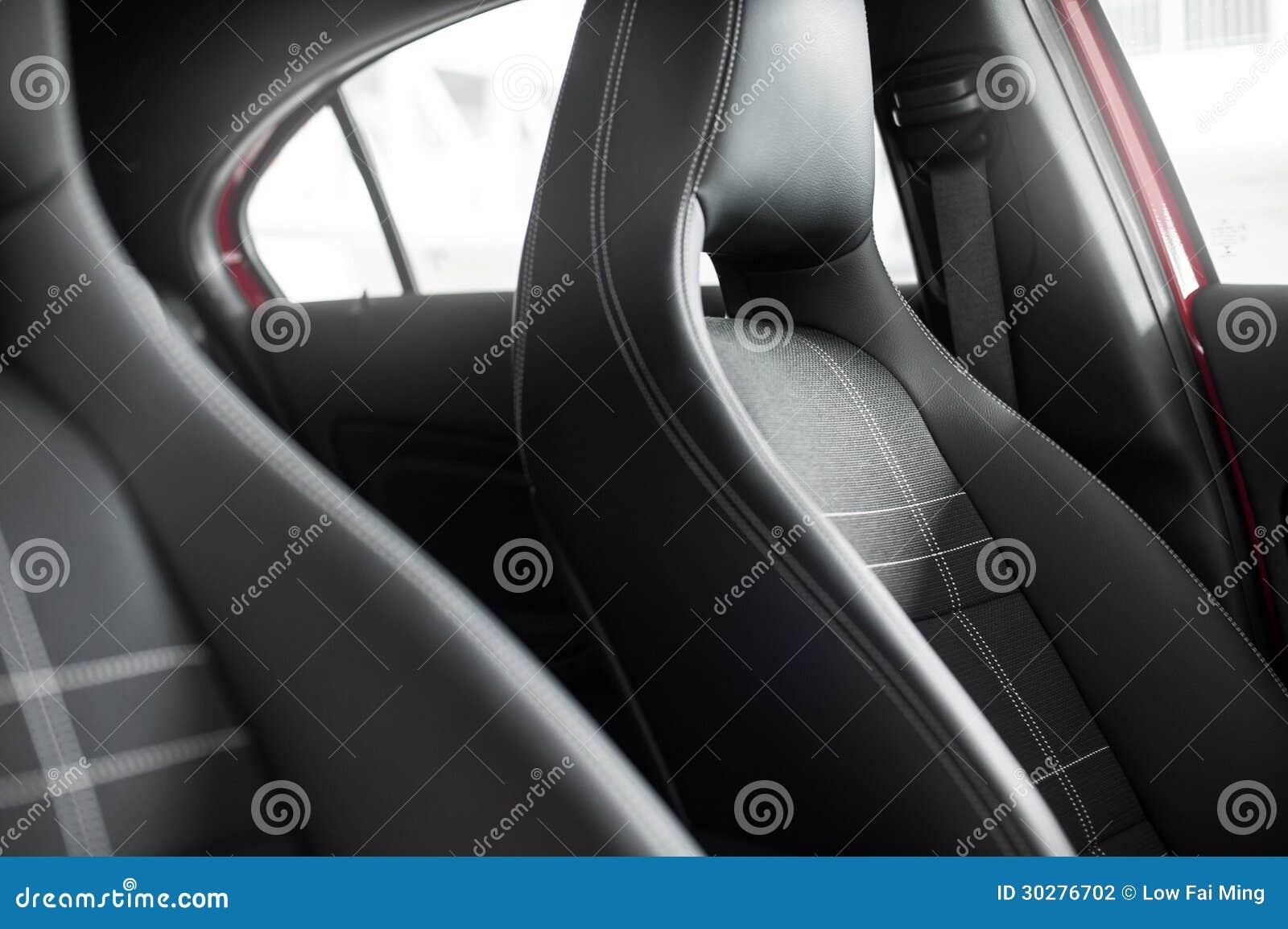 在德国斜背式的汽车的位子