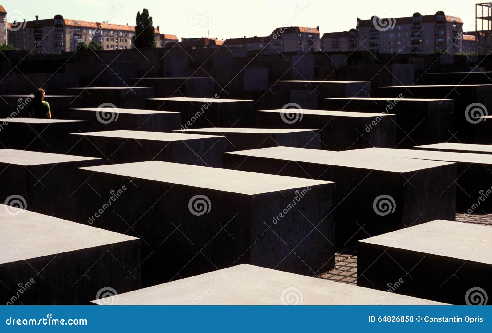 在柏林浩劫纪念品,德国的块