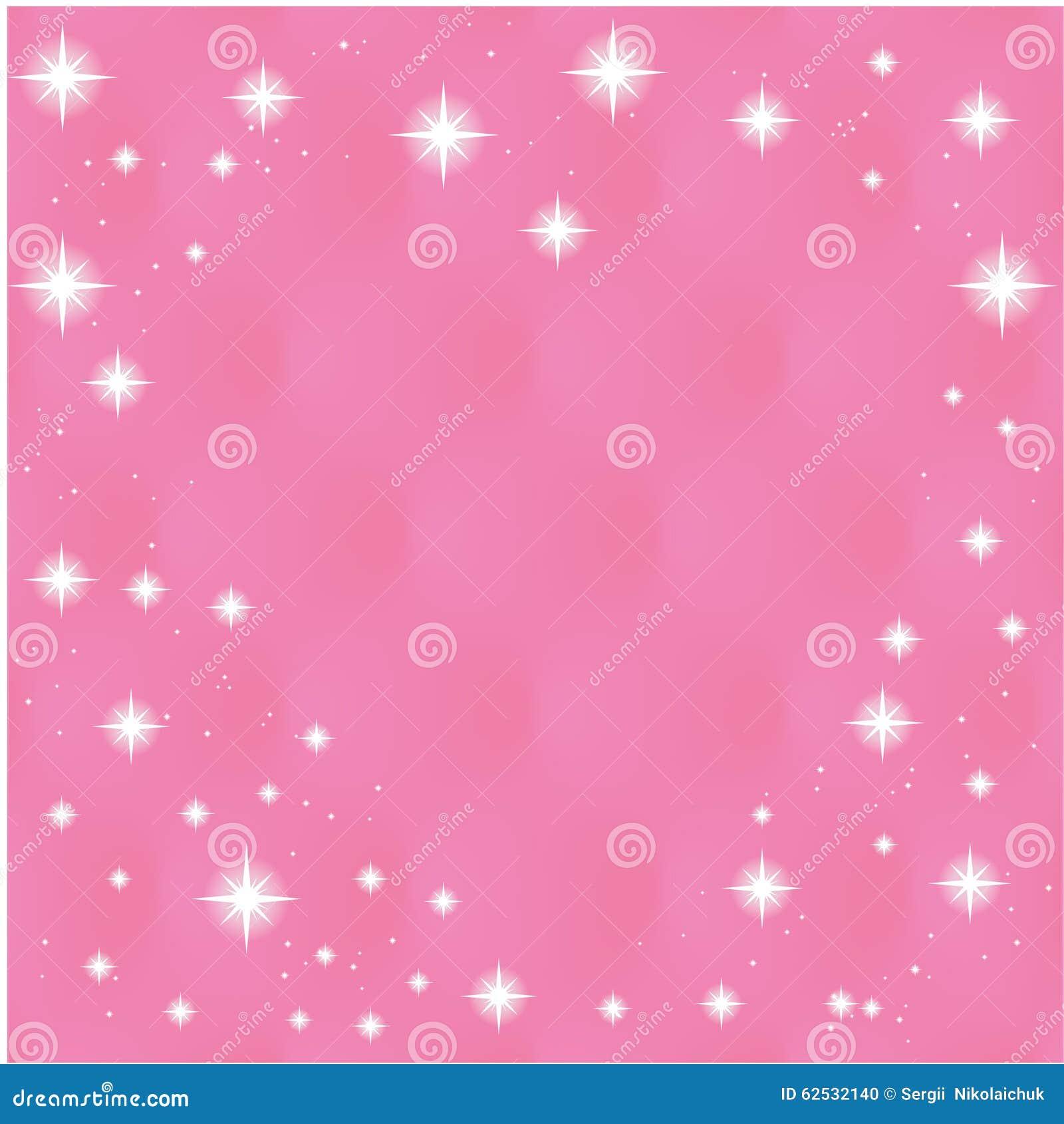 在桃红色背景的愉快的情人节贺卡