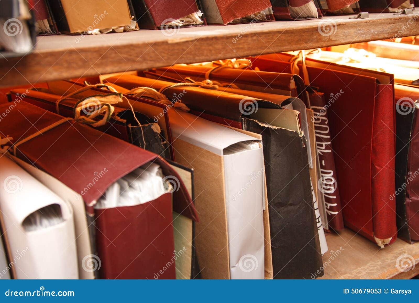 Download 在档案里堆积的纸张文件 库存图片. 图片 包括有 办公室, 图书馆, 组织, 工作, 研究, 专门技术, 架子 - 50679053