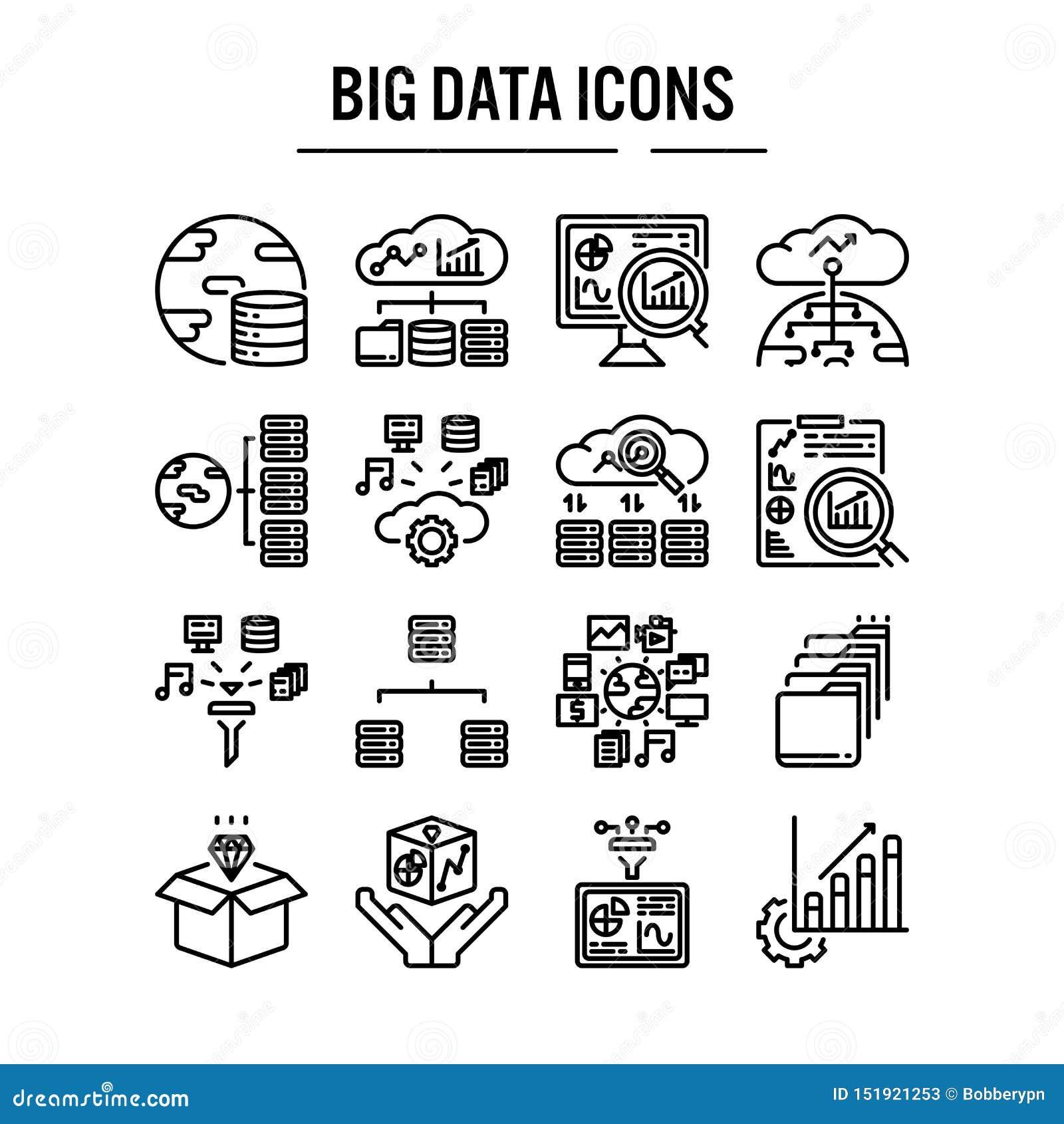 在概述设计网络设计的,infographic,介绍,流动应用-传染媒介例证的大数据象