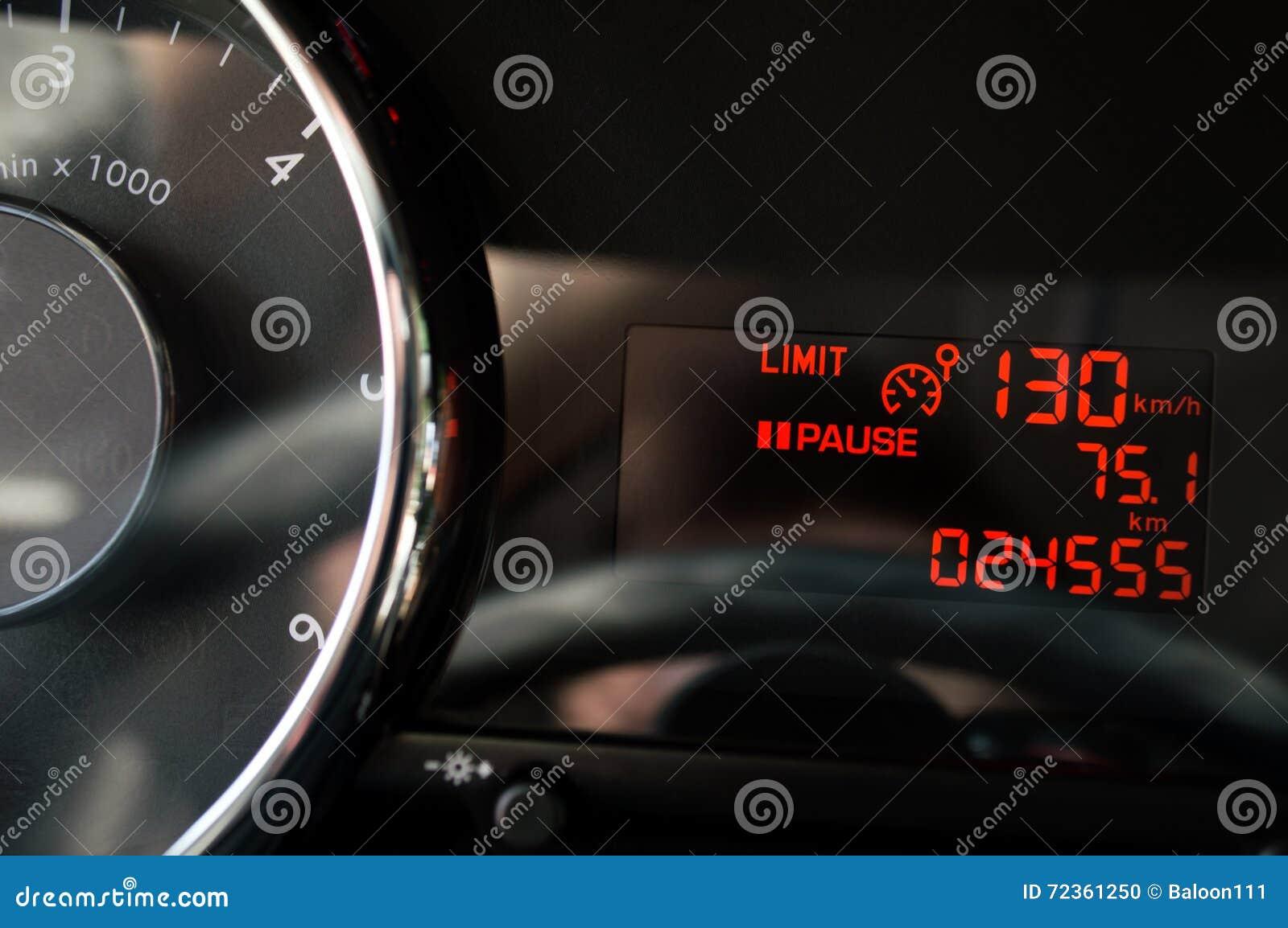 在汽车的最大速度