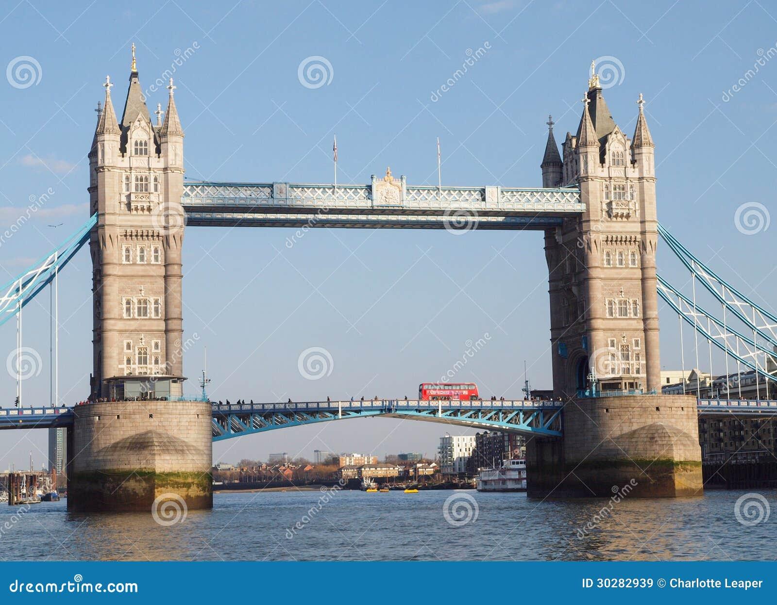 塔桥梁伦敦,英国