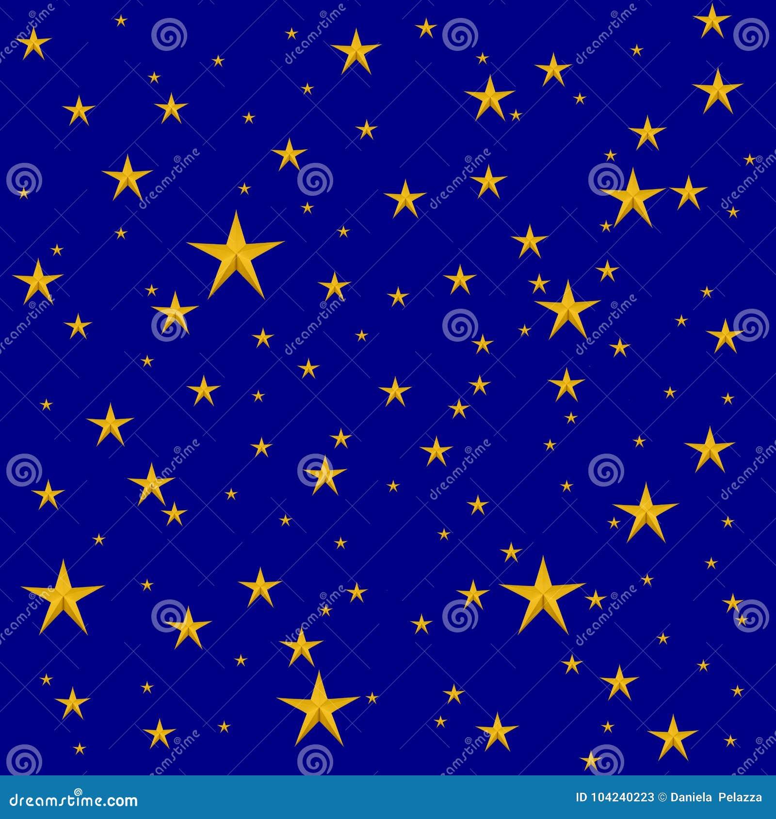 在深蓝的Yellor星