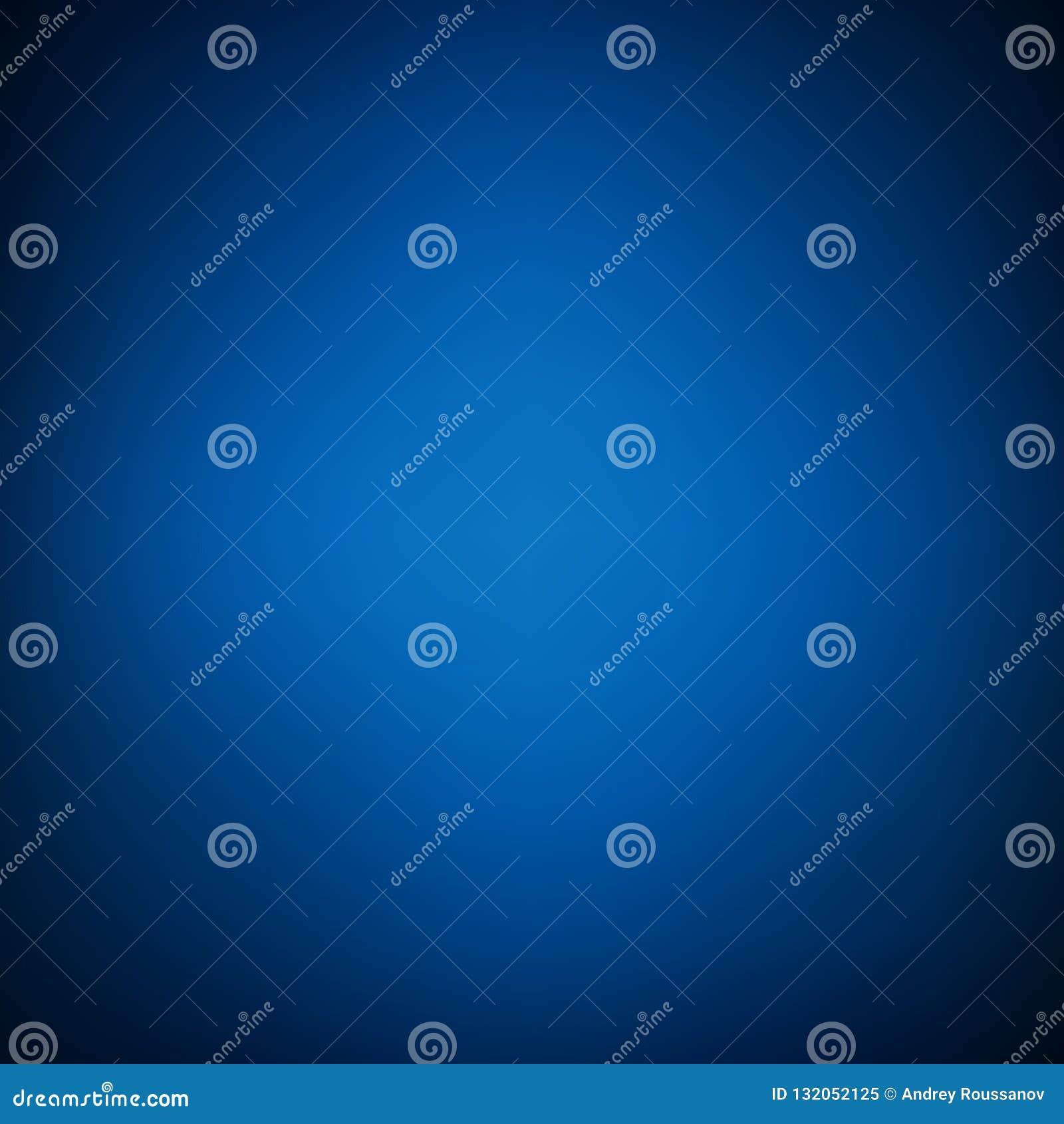 在深蓝颜色的抽象被弄脏的梯度滤网背景 S